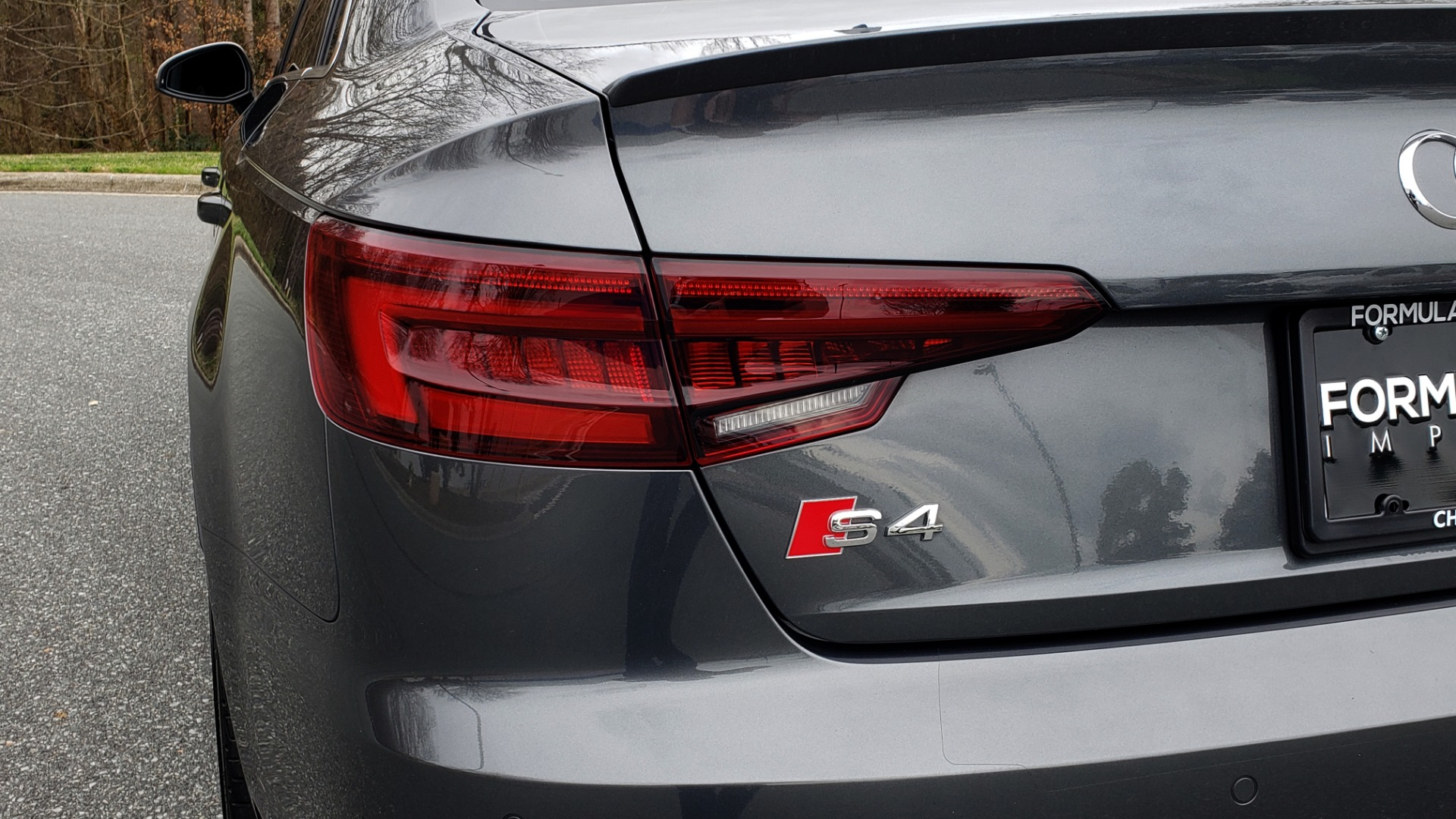 Used 2019 Audi S4 PREMIUM PLUS / AWD / NAV / SUNROOF / B&O SOUND / REARVIEW for sale Sold at Formula Imports in Charlotte NC 28227 28