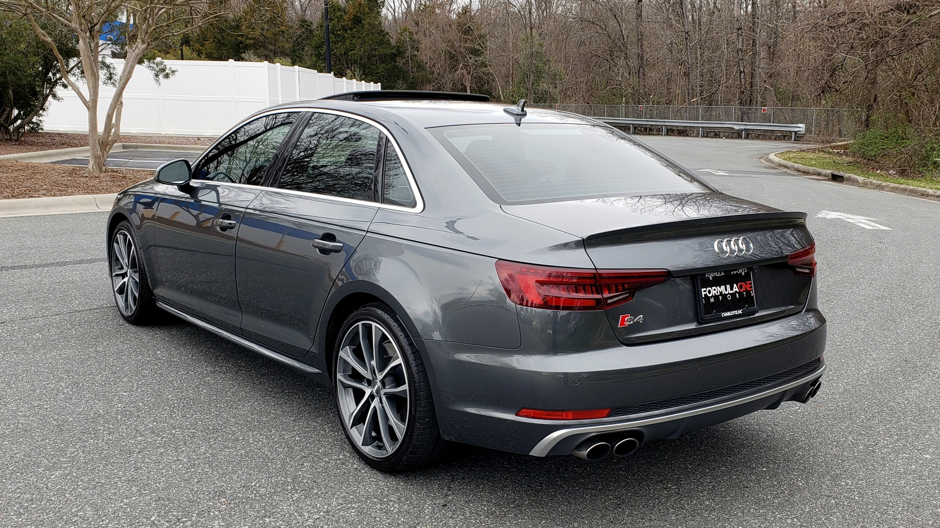 Used 2019 Audi S4 PREMIUM PLUS / AWD / NAV / SUNROOF / B&O SOUND / REARVIEW for sale Sold at Formula Imports in Charlotte NC 28227 3