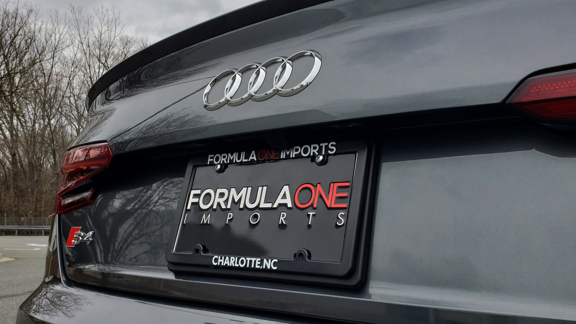Used 2019 Audi S4 PREMIUM PLUS / AWD / NAV / SUNROOF / B&O SOUND / REARVIEW for sale Sold at Formula Imports in Charlotte NC 28227 30