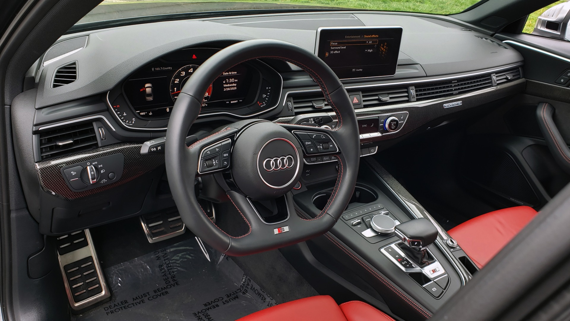 Used 2019 Audi S4 PREMIUM PLUS / AWD / NAV / SUNROOF / B&O SOUND / REARVIEW for sale Sold at Formula Imports in Charlotte NC 28227 39