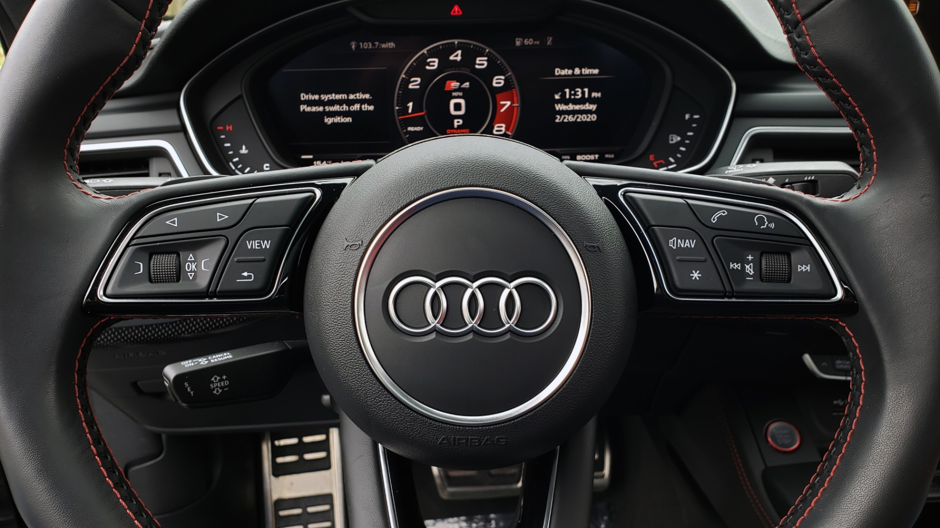 Used 2019 Audi S4 PREMIUM PLUS / AWD / NAV / SUNROOF / B&O SOUND / REARVIEW for sale Sold at Formula Imports in Charlotte NC 28227 43