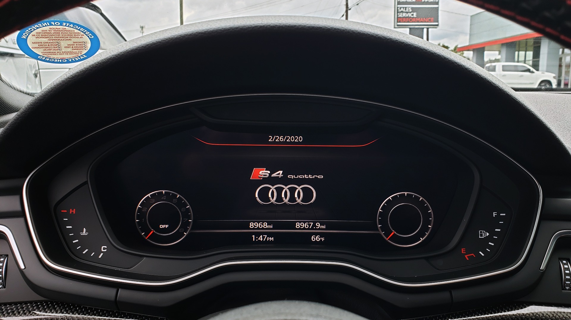 Used 2019 Audi S4 PREMIUM PLUS / AWD / NAV / SUNROOF / B&O SOUND / REARVIEW for sale Sold at Formula Imports in Charlotte NC 28227 51