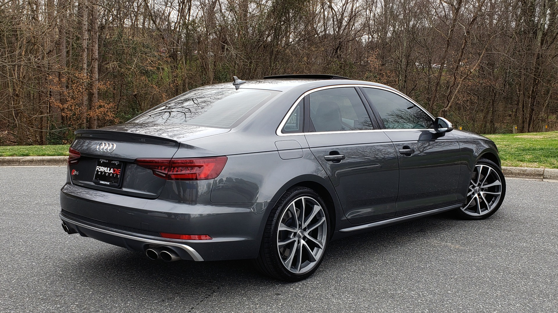 Used 2019 Audi S4 PREMIUM PLUS / AWD / NAV / SUNROOF / B&O SOUND / REARVIEW for sale Sold at Formula Imports in Charlotte NC 28227 6