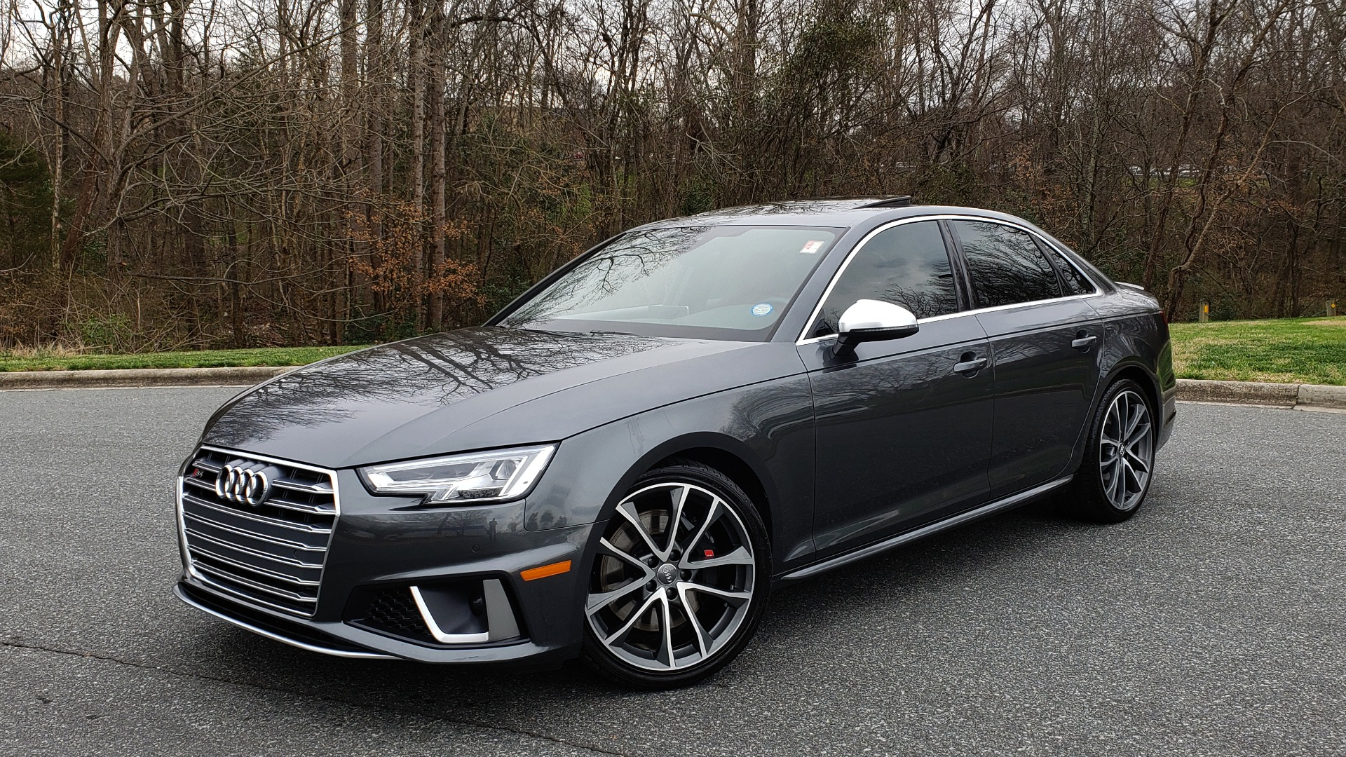 Used 2019 Audi S4 PREMIUM PLUS / AWD / NAV / SUNROOF / B&O SOUND / REARVIEW for sale Sold at Formula Imports in Charlotte NC 28227 1