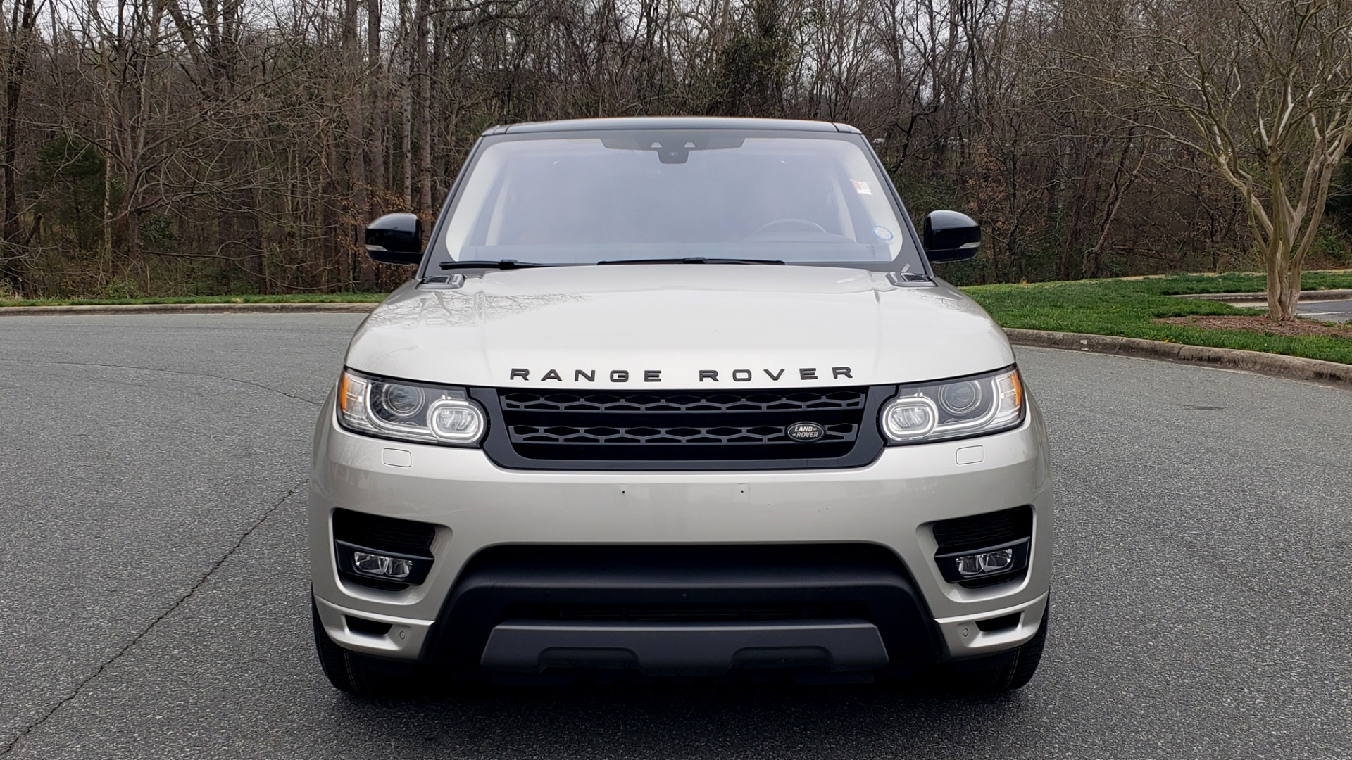 Used 2017 Land Rover RANGE ROVER SPORT HSE DYNAMIC / SC V6 / NAV / PANO-ROOF / REARVIEW for sale Sold at Formula Imports in Charlotte NC 28227 25