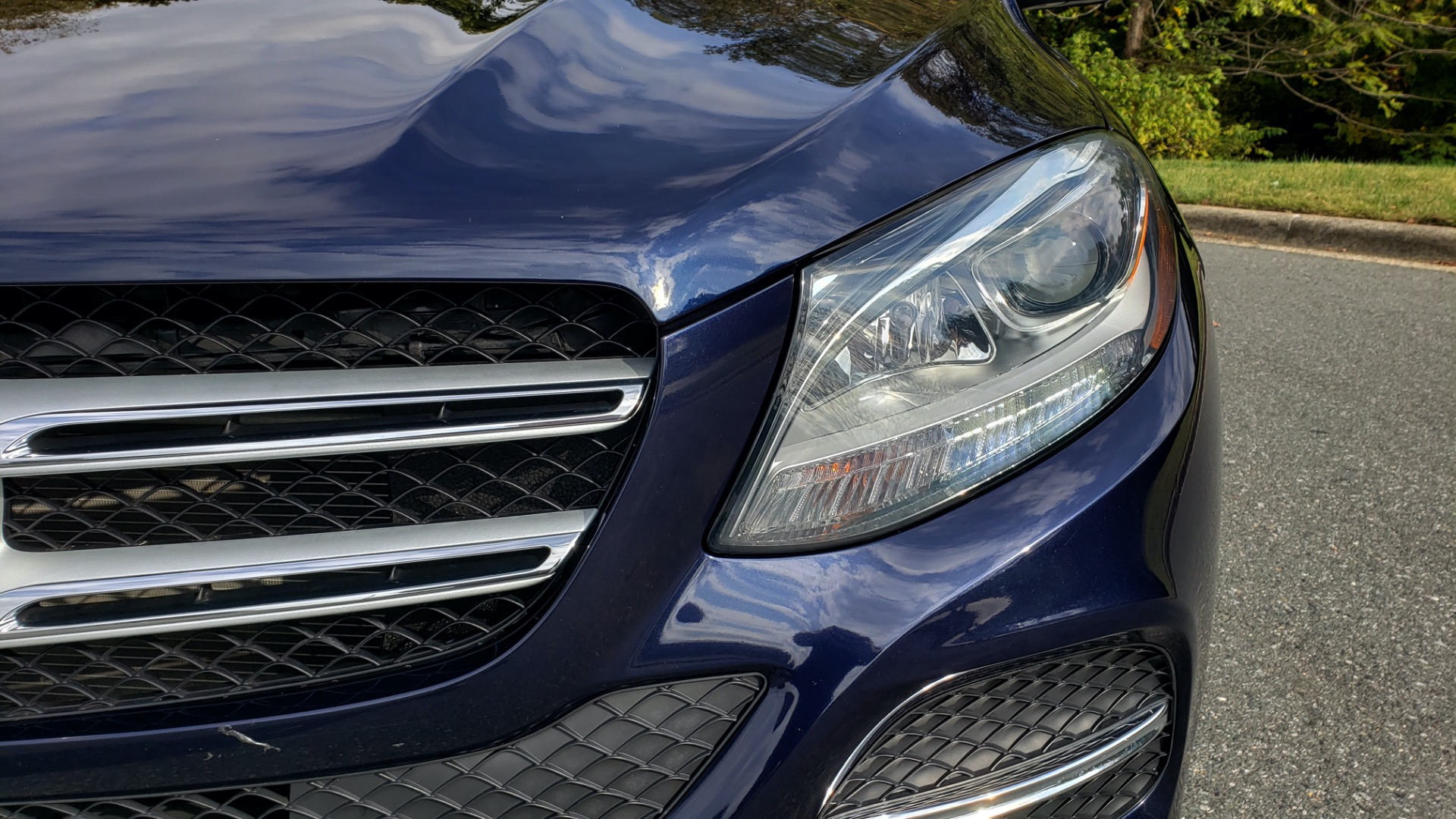 Used 2016 Mercedes-Benz GLE 350 PREMIUM / NAV / SUNROOF / BACK-UP CAMERA / LANE TRACKING for sale Sold at Formula Imports in Charlotte NC 28227 30