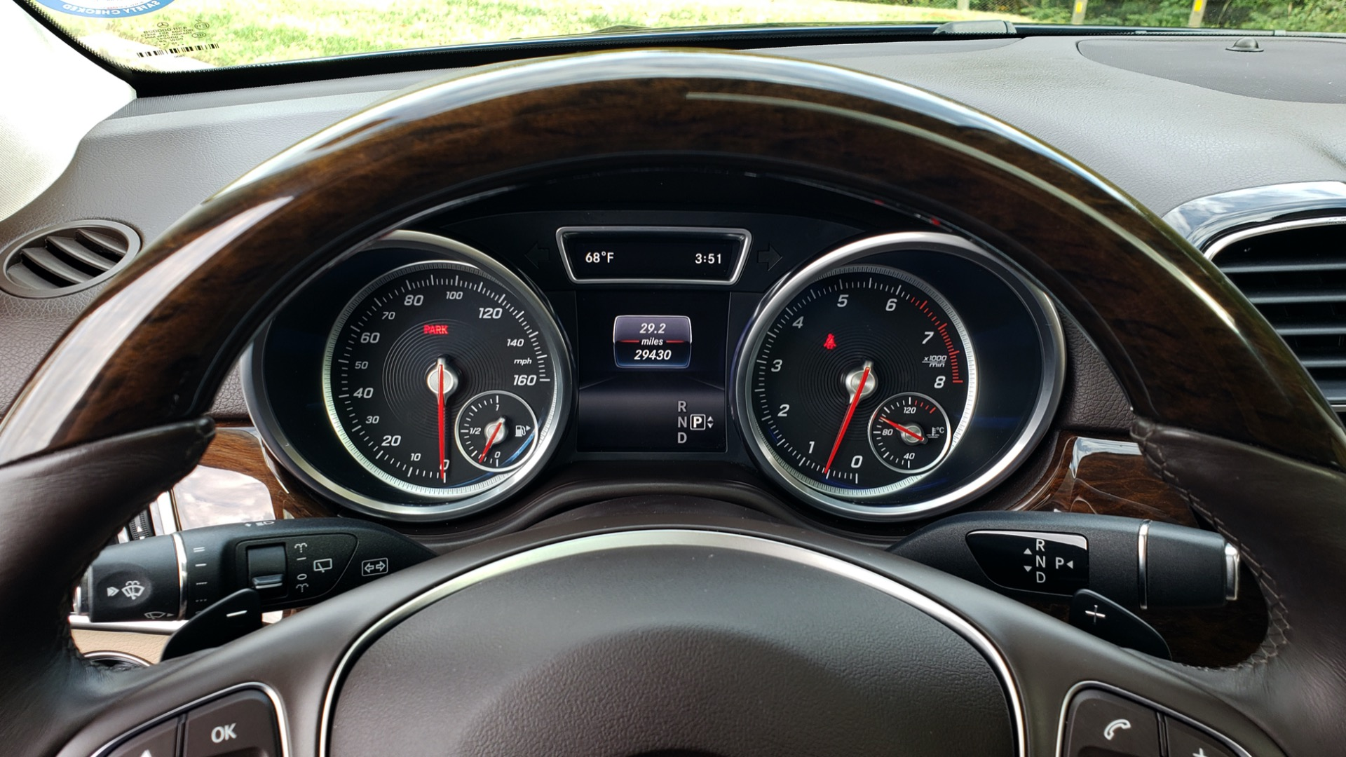 Used 2016 Mercedes-Benz GLE 350 PREMIUM / NAV / SUNROOF / BACK-UP CAMERA / LANE TRACKING for sale Sold at Formula Imports in Charlotte NC 28227 47