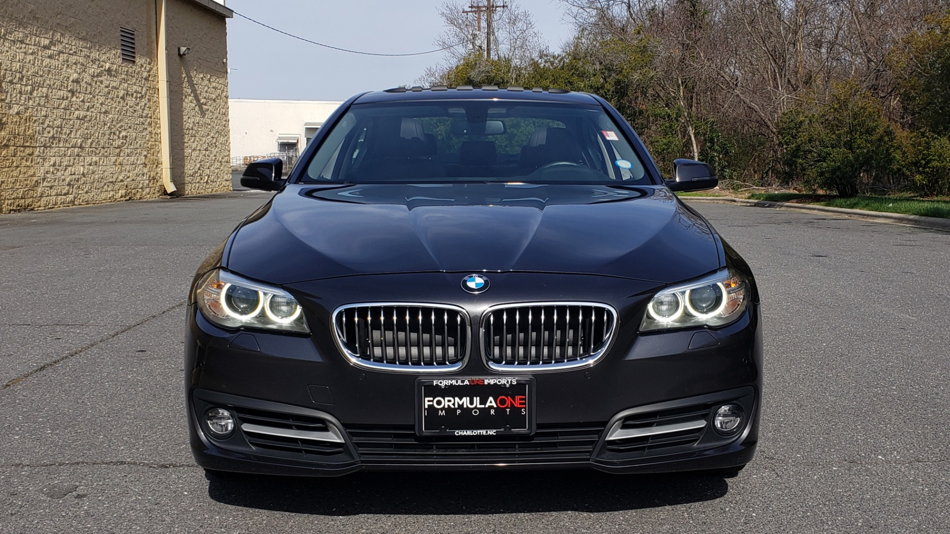 Used 2016 BMW 5 SERIES 528I XDRIVE PREMIUM / CLD WTHR / NAV / SUNROOF / REARVIEW for sale Sold at Formula Imports in Charlotte NC 28227 18