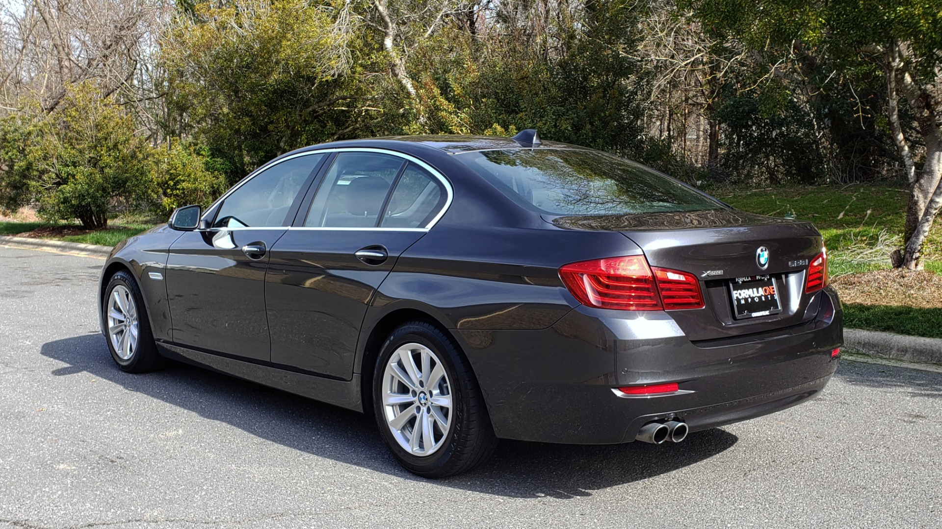 Used 2016 BMW 5 SERIES 528I XDRIVE PREMIUM / CLD WTHR / NAV / SUNROOF / REARVIEW for sale Sold at Formula Imports in Charlotte NC 28227 3