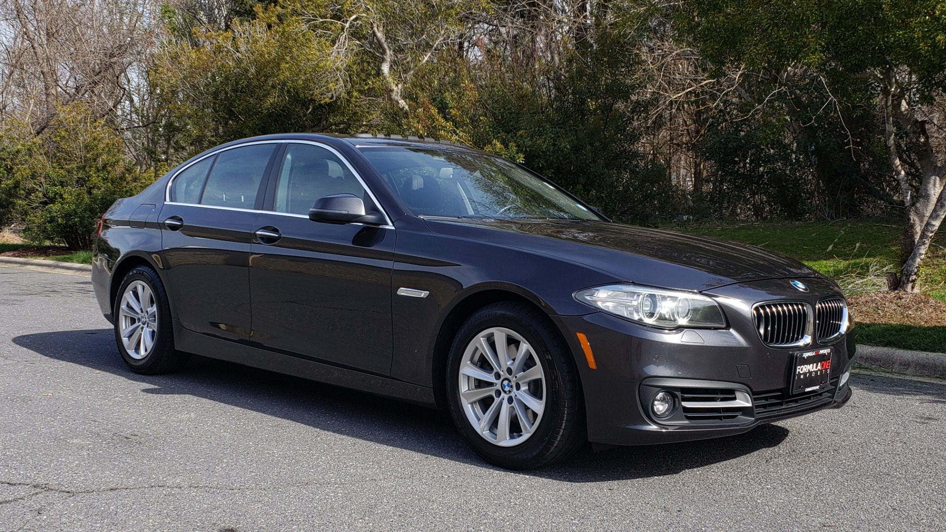 Used 2016 BMW 5 SERIES 528I XDRIVE PREMIUM / CLD WTHR / NAV / SUNROOF / REARVIEW for sale Sold at Formula Imports in Charlotte NC 28227 4
