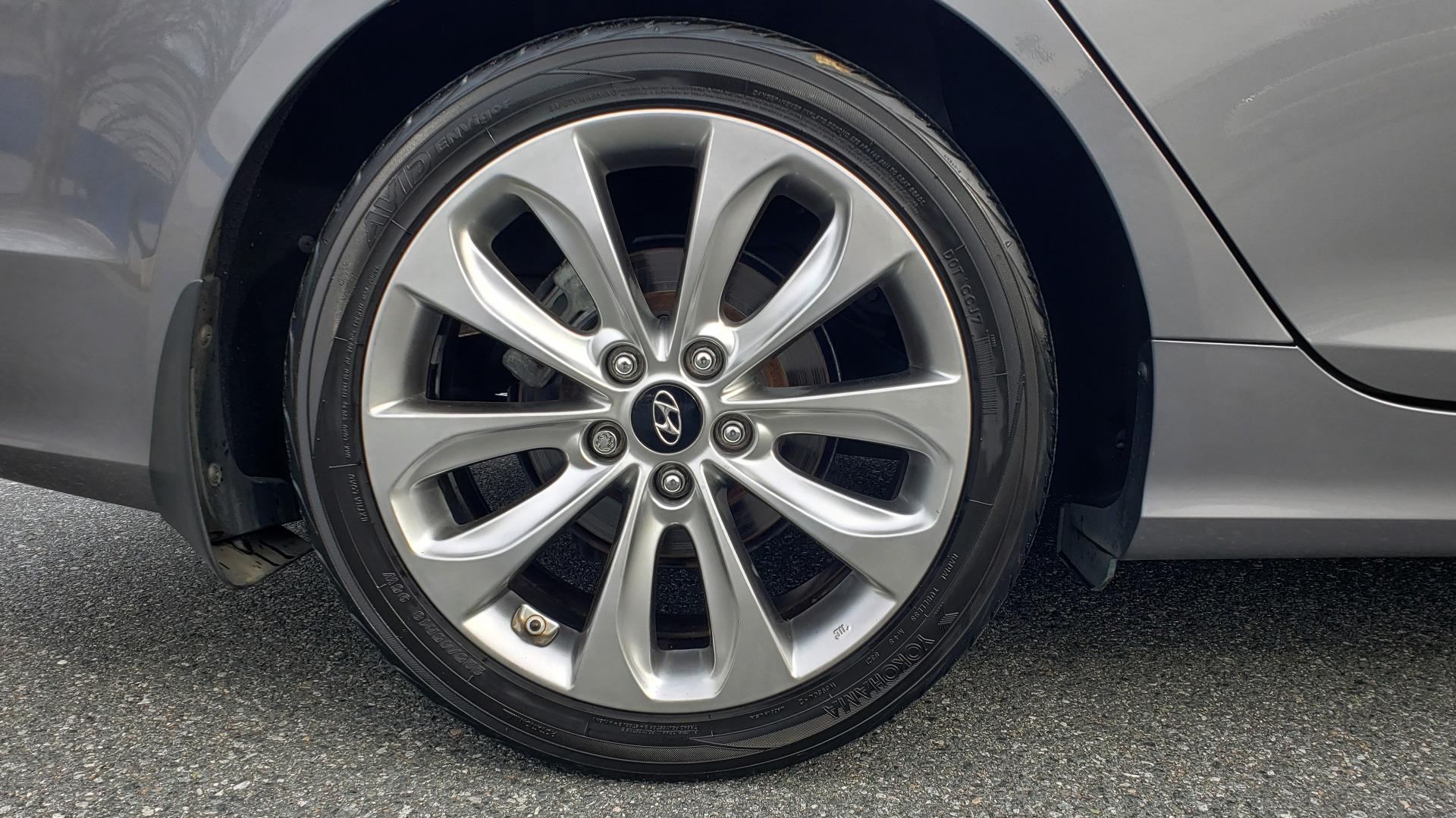 Used 2013 Hyundai SONATA SE AUTO / 2.4L 4-CYL / 6-SPD AUTO / VERY CLEAN for sale Sold at Formula Imports in Charlotte NC 28227 11