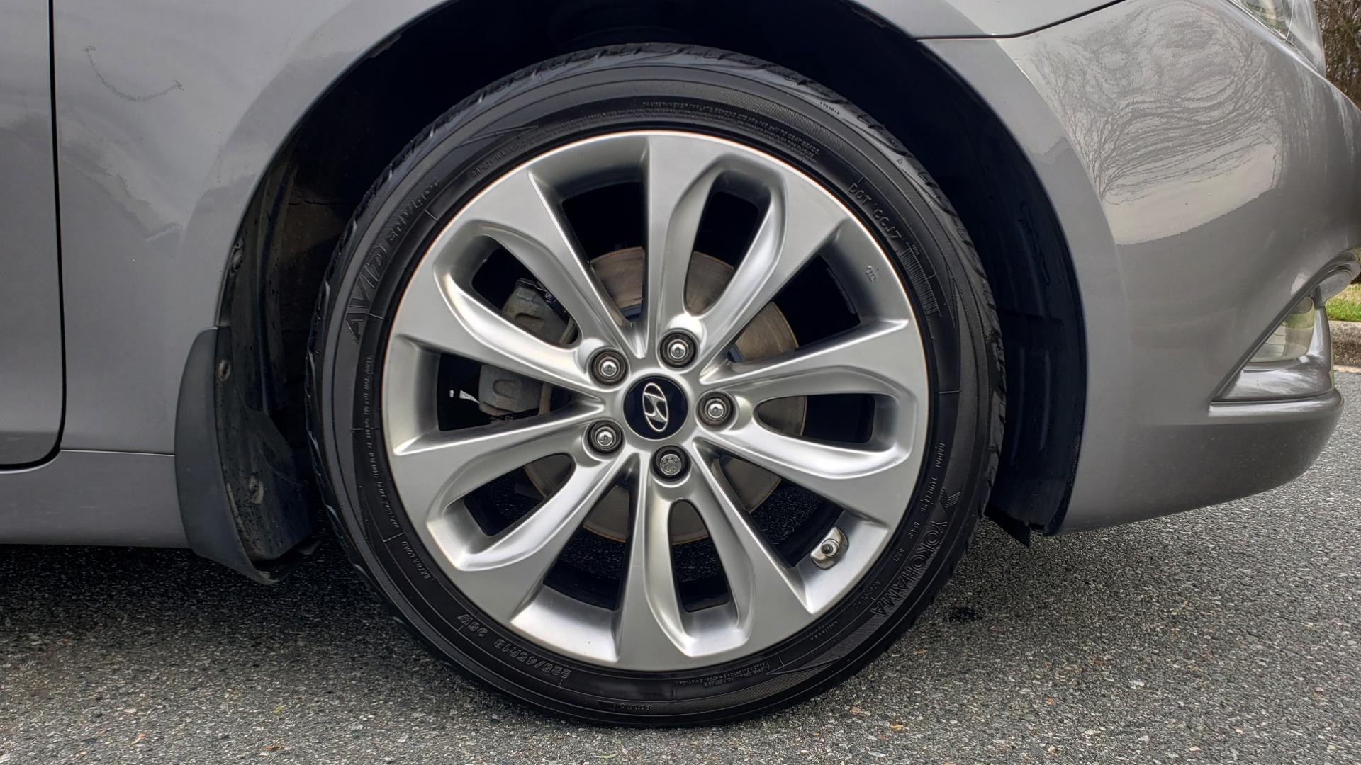 Used 2013 Hyundai SONATA SE AUTO / 2.4L 4-CYL / 6-SPD AUTO / VERY CLEAN for sale Sold at Formula Imports in Charlotte NC 28227 12