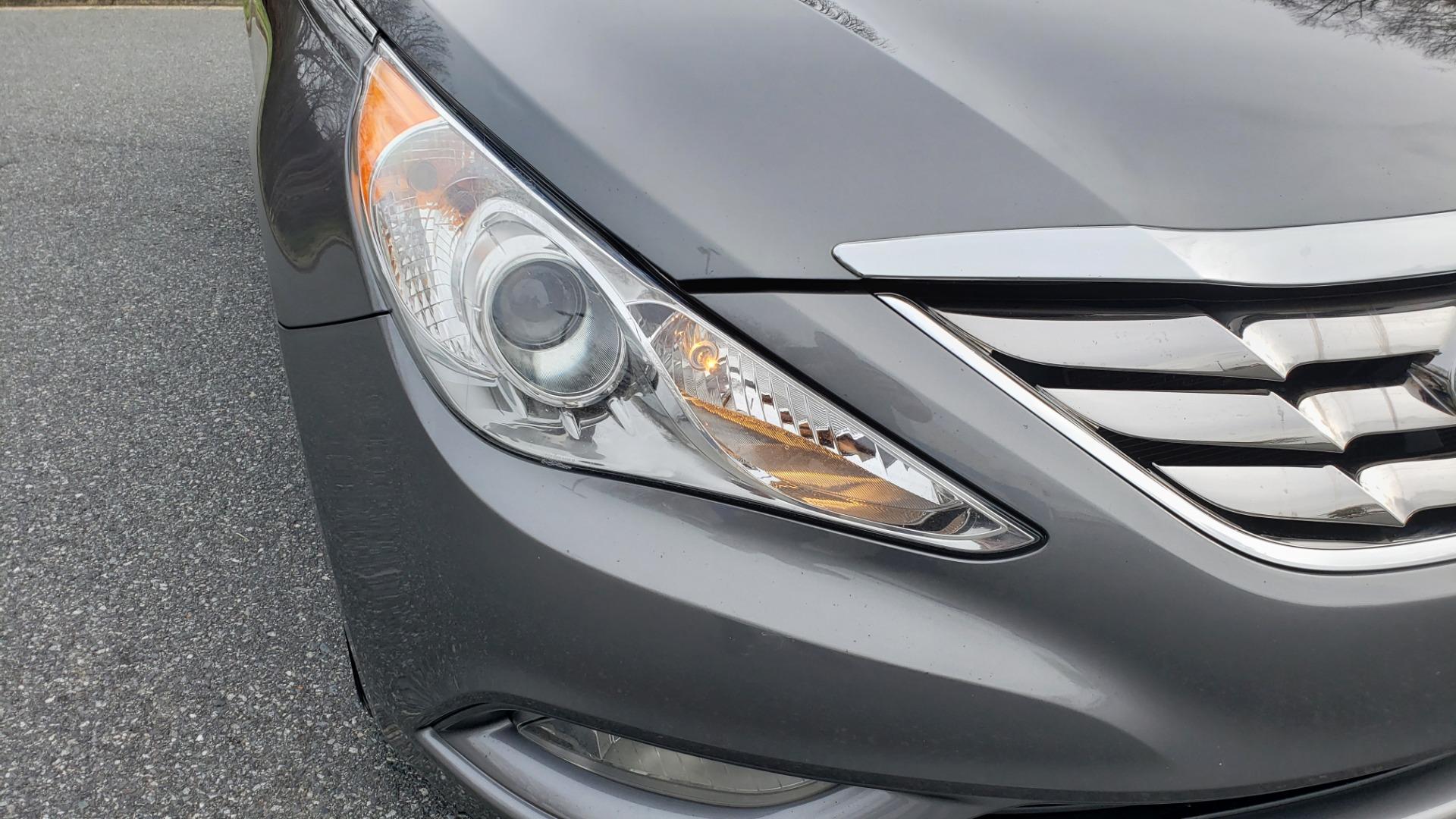 Used 2013 Hyundai SONATA SE AUTO / 2.4L 4-CYL / 6-SPD AUTO / VERY CLEAN for sale Sold at Formula Imports in Charlotte NC 28227 24