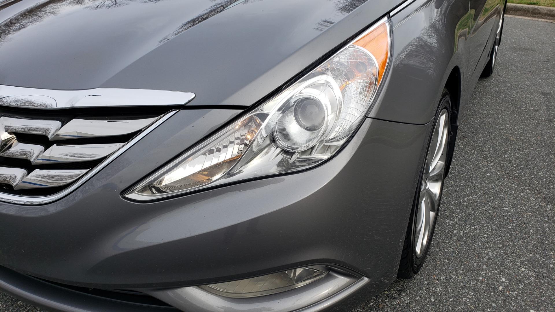 Used 2013 Hyundai SONATA SE AUTO / 2.4L 4-CYL / 6-SPD AUTO / VERY CLEAN for sale Sold at Formula Imports in Charlotte NC 28227 25