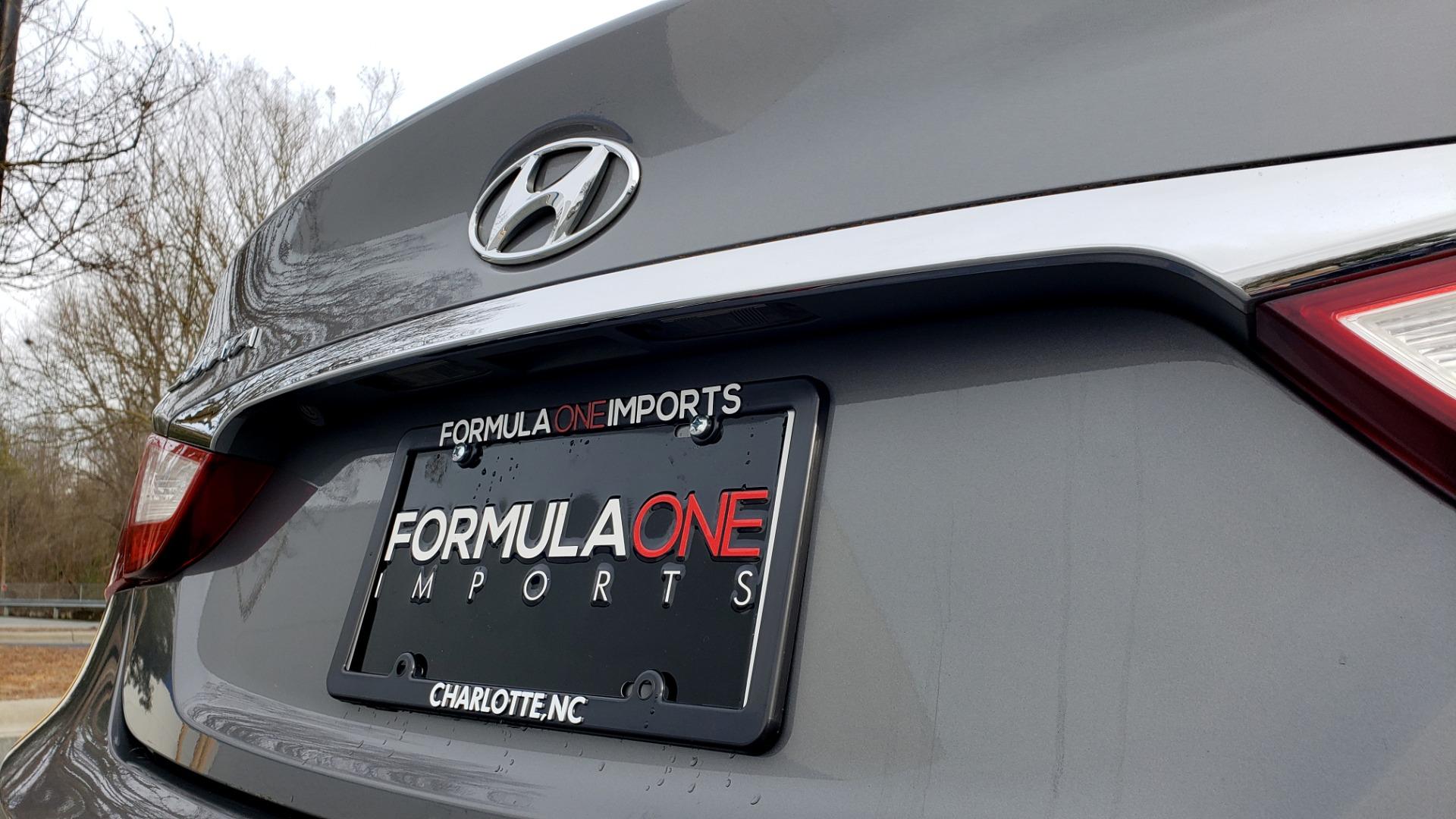 Used 2013 Hyundai SONATA SE AUTO / 2.4L 4-CYL / 6-SPD AUTO / VERY CLEAN for sale Sold at Formula Imports in Charlotte NC 28227 31