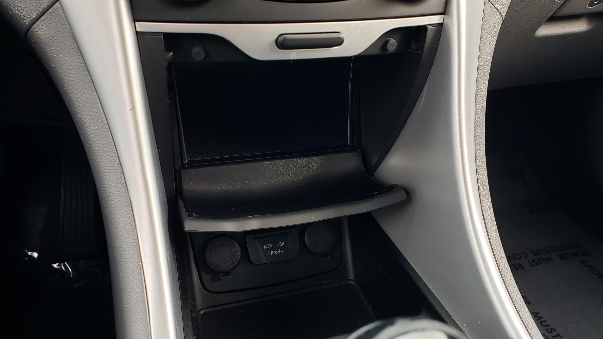 Used 2013 Hyundai SONATA SE AUTO / 2.4L 4-CYL / 6-SPD AUTO / VERY CLEAN for sale Sold at Formula Imports in Charlotte NC 28227 44