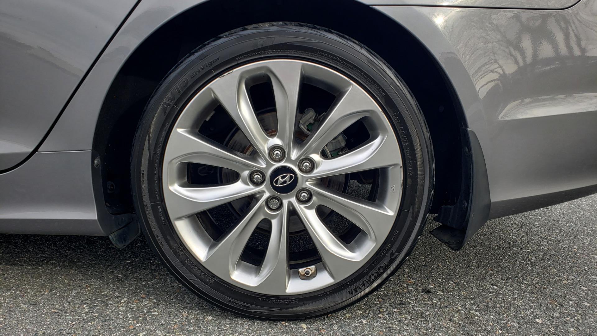 Used 2013 Hyundai SONATA SE AUTO / 2.4L 4-CYL / 6-SPD AUTO / VERY CLEAN for sale Sold at Formula Imports in Charlotte NC 28227 7