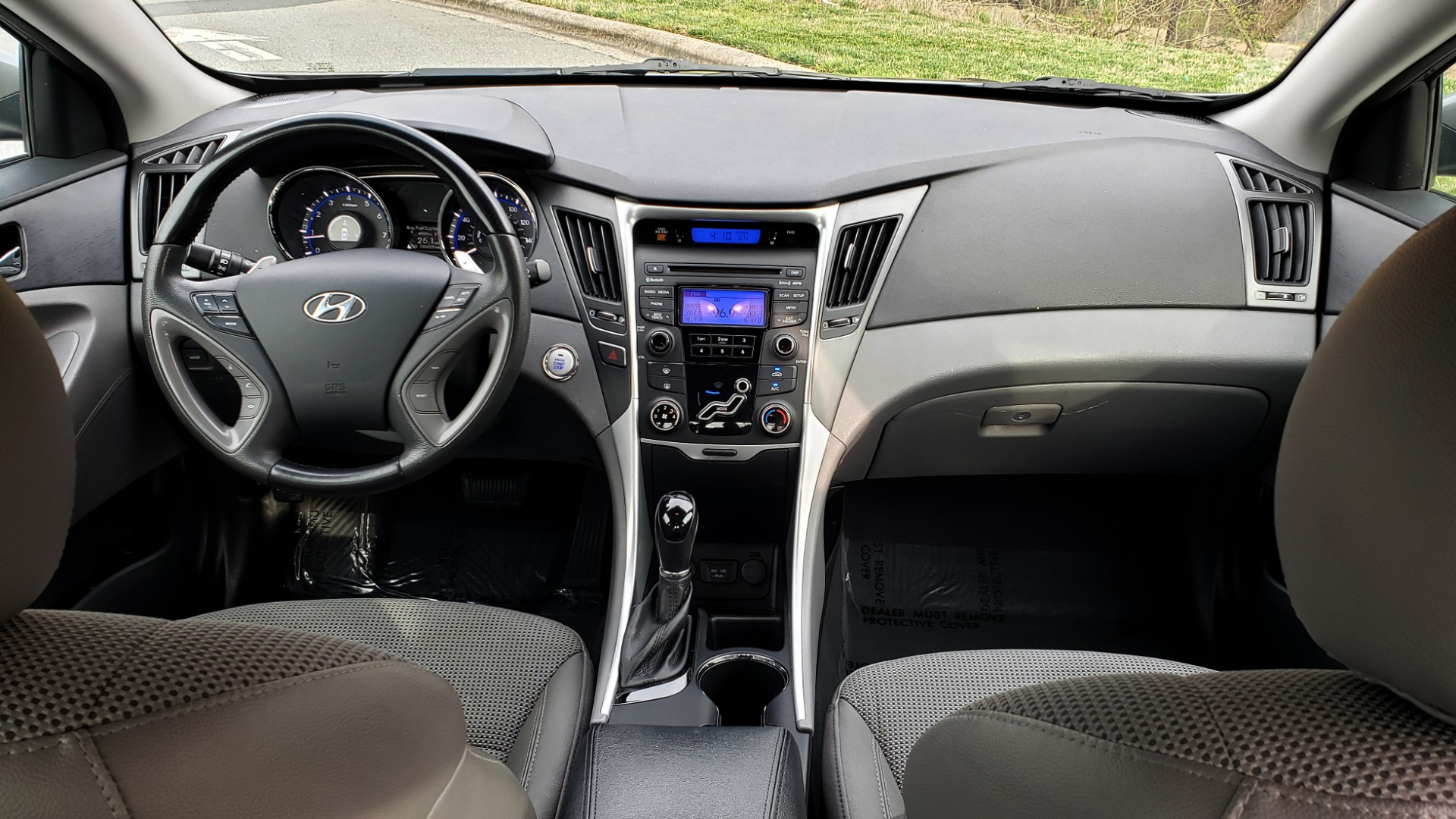 Used 2013 Hyundai SONATA SE AUTO / 2.4L 4-CYL / 6-SPD AUTO / VERY CLEAN for sale Sold at Formula Imports in Charlotte NC 28227 74
