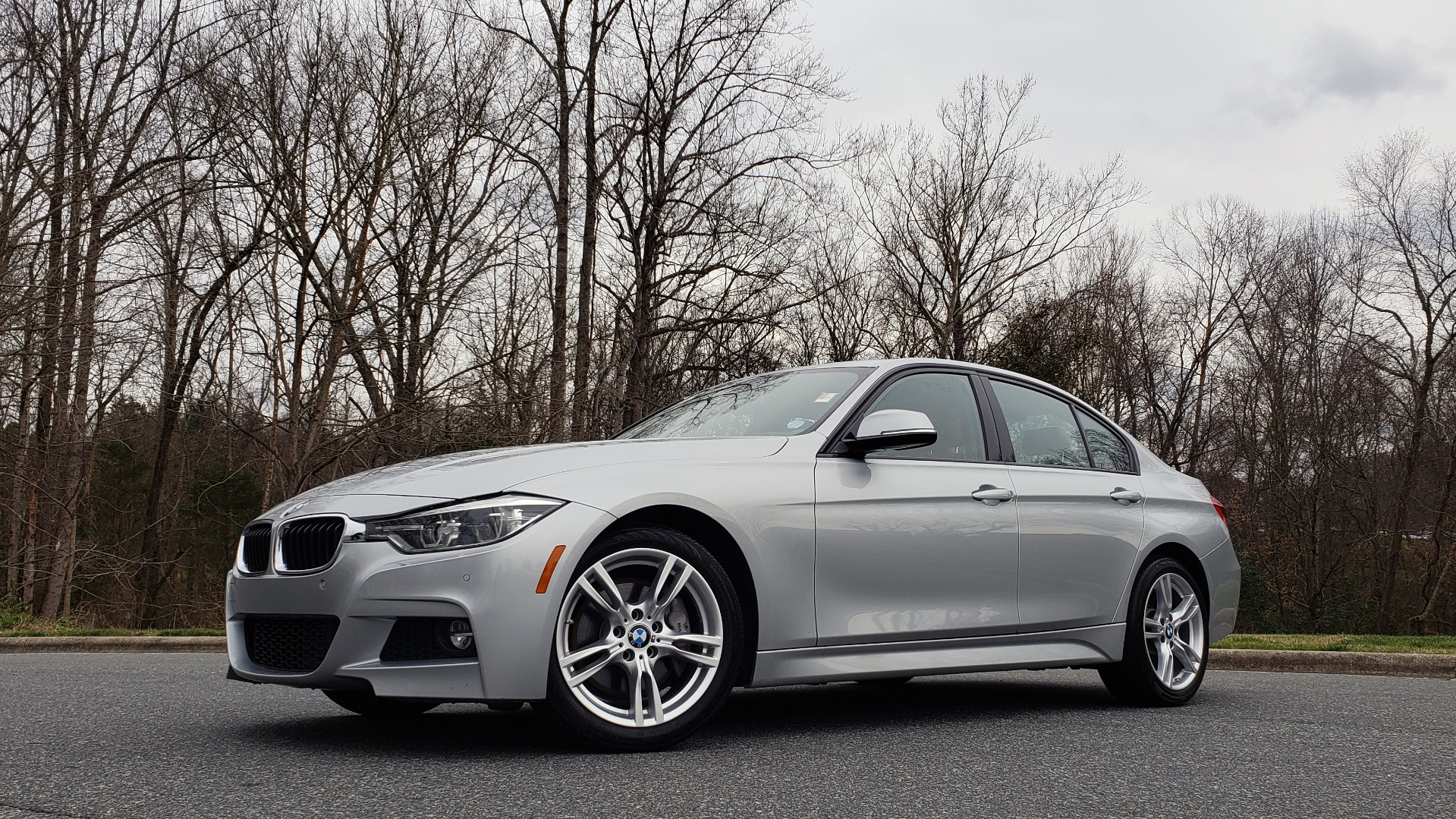 Used 2016 BMW 3 SERIES 328I XDRIVE M-SPORT / PREMIUM / DRVR ASST / TECH / CLD WTHR for sale Sold at Formula Imports in Charlotte NC 28227 2