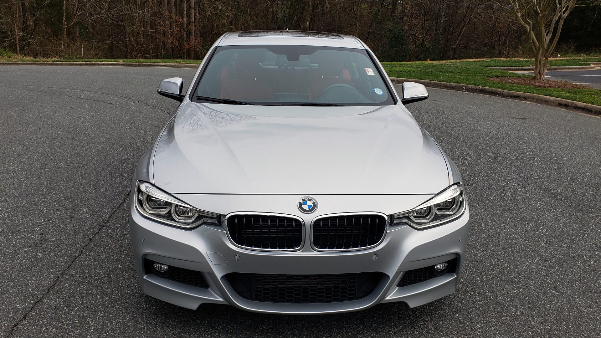 Used 2016 BMW 3 SERIES 328I XDRIVE M-SPORT / PREMIUM / DRVR ASST / TECH / CLD WTHR for sale Sold at Formula Imports in Charlotte NC 28227 21