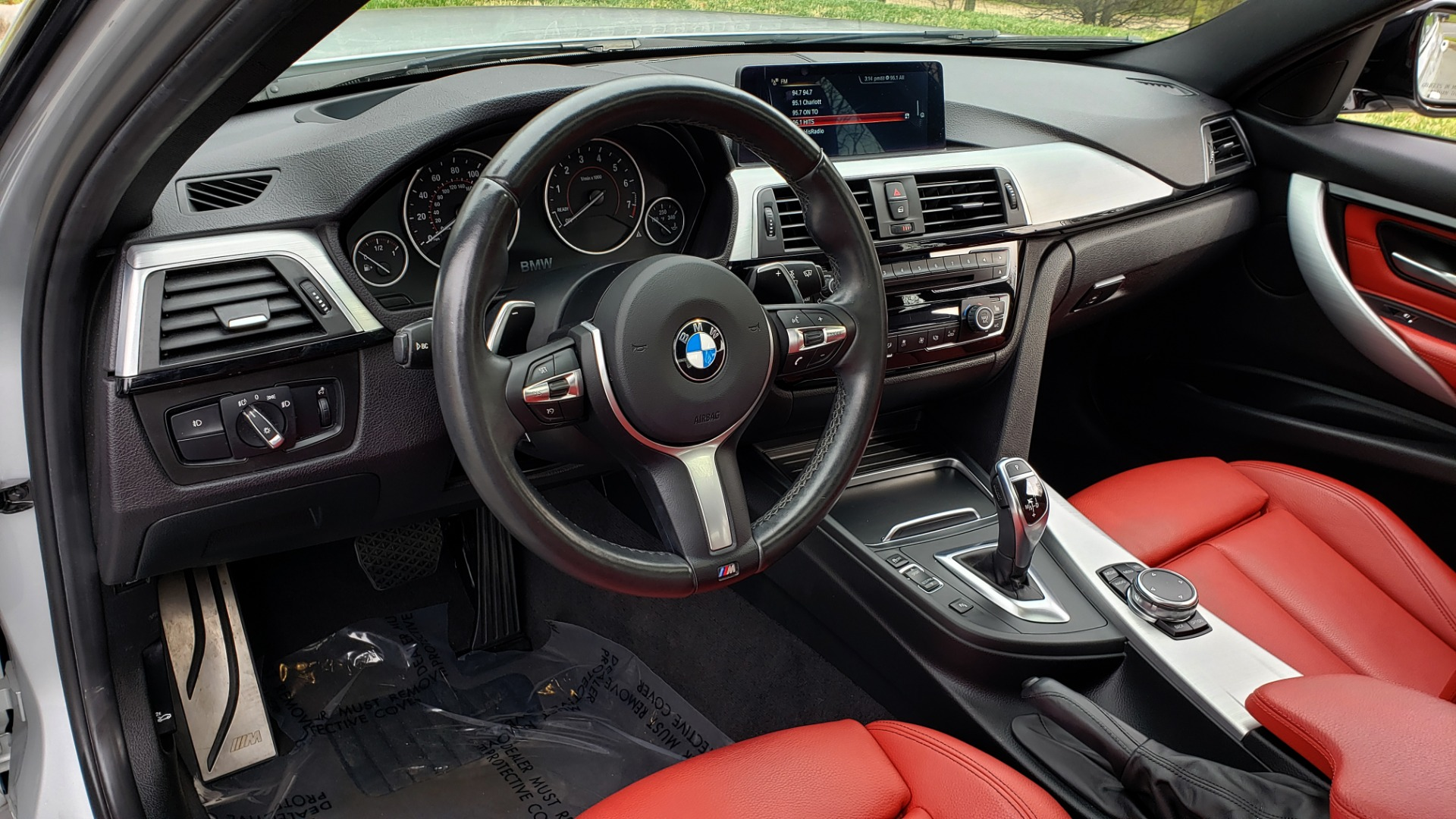Used 2016 BMW 3 SERIES 328I XDRIVE M-SPORT / PREMIUM / DRVR ASST / TECH / CLD WTHR for sale Sold at Formula Imports in Charlotte NC 28227 37