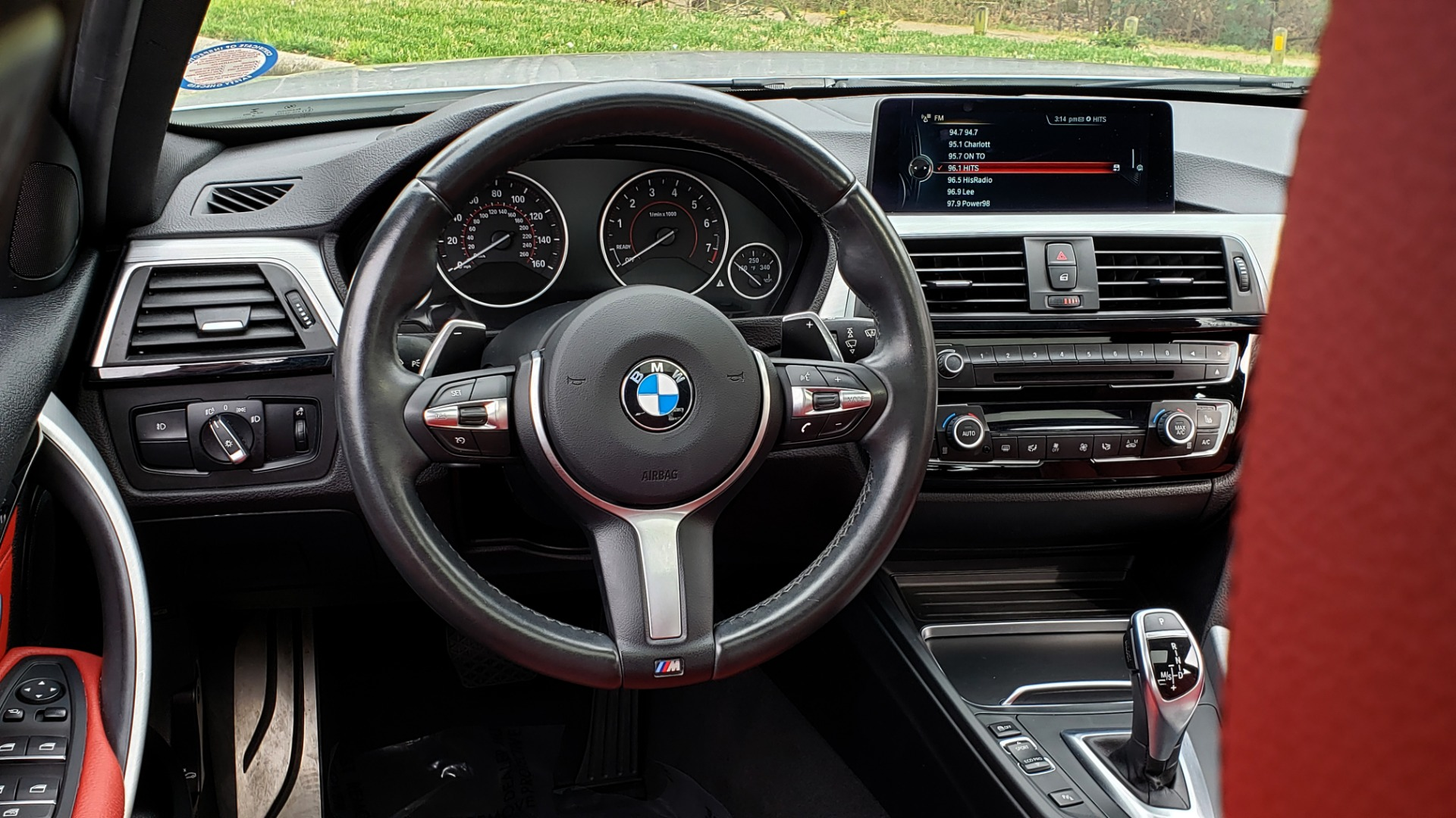 Used 2016 BMW 3 SERIES 328I XDRIVE M-SPORT / PREMIUM / DRVR ASST / TECH / CLD WTHR for sale Sold at Formula Imports in Charlotte NC 28227 38