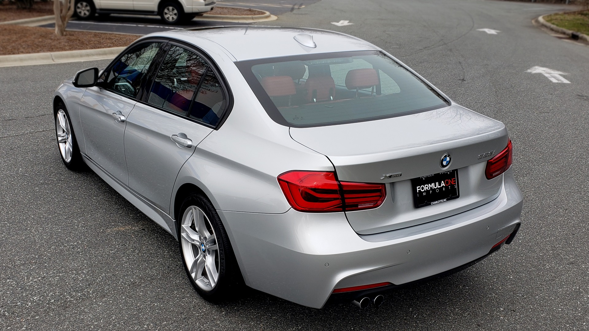 Used 2016 BMW 3 SERIES 328I XDRIVE M-SPORT / PREMIUM / DRVR ASST / TECH / CLD WTHR for sale Sold at Formula Imports in Charlotte NC 28227 4