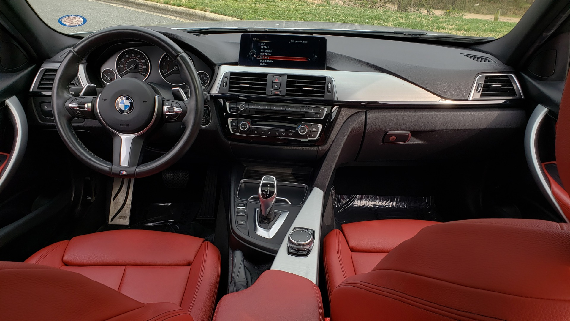 Used 2016 BMW 3 SERIES 328I XDRIVE M-SPORT / PREMIUM / DRVR ASST / TECH / CLD WTHR for sale Sold at Formula Imports in Charlotte NC 28227 72