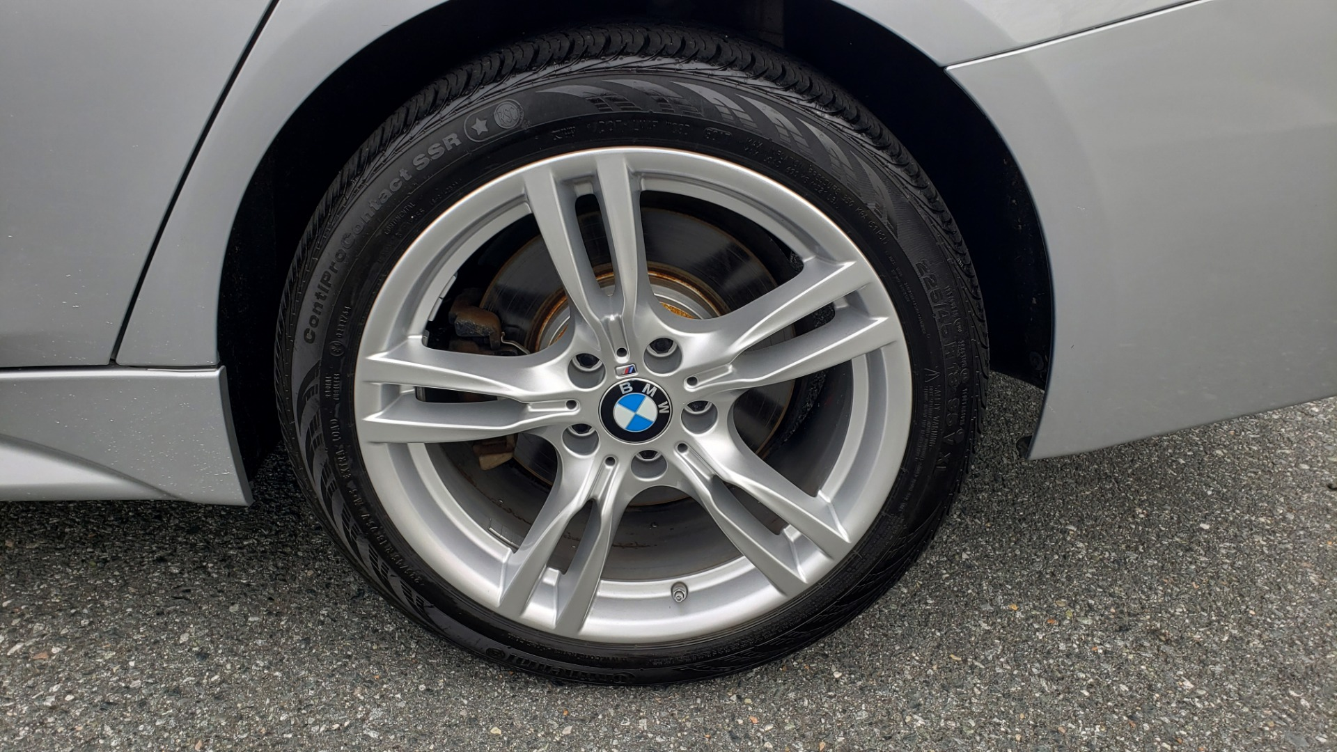 Used 2016 BMW 3 SERIES 328I XDRIVE M-SPORT / PREMIUM / DRVR ASST / TECH / CLD WTHR for sale Sold at Formula Imports in Charlotte NC 28227 74