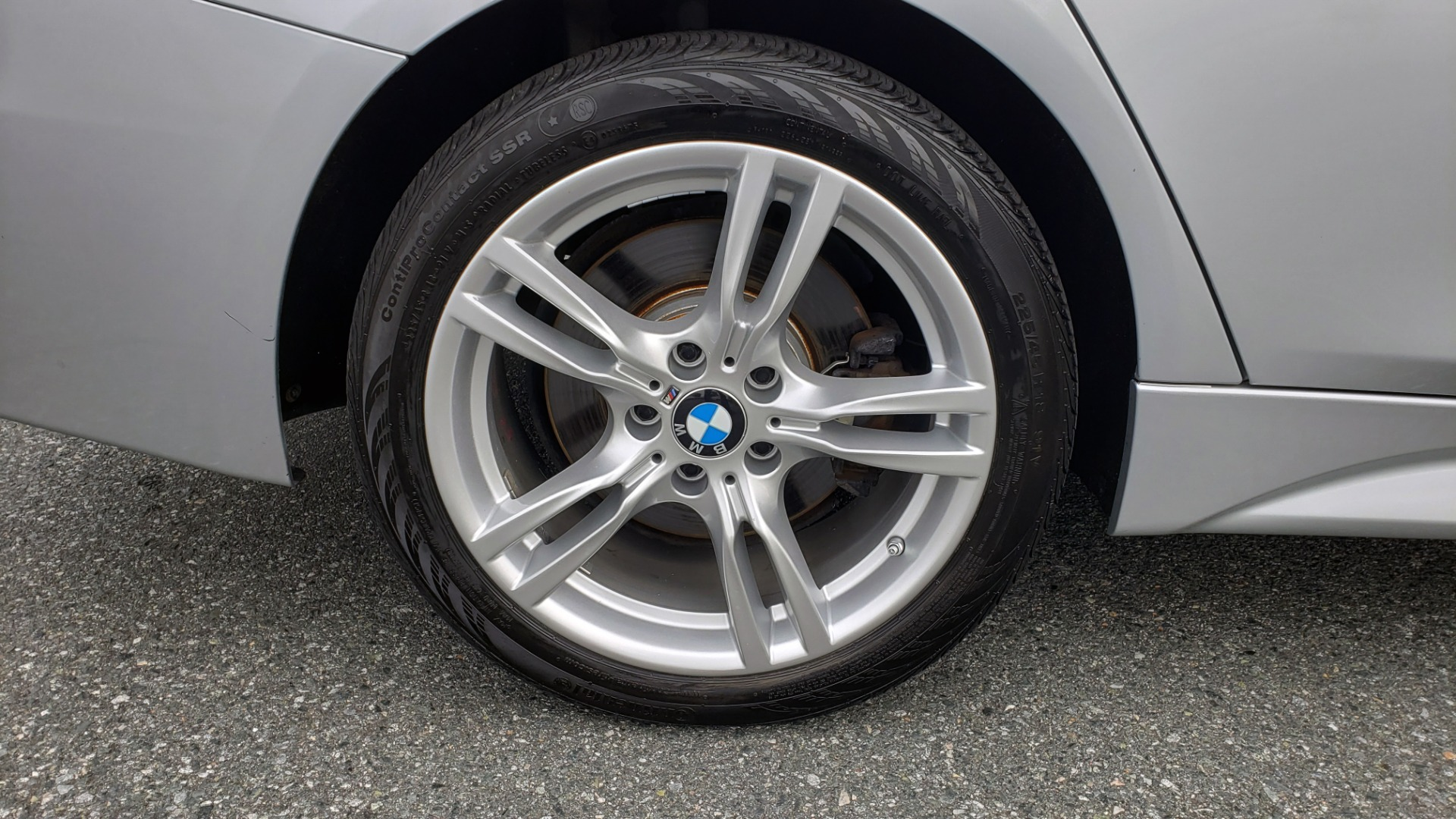 Used 2016 BMW 3 SERIES 328I XDRIVE M-SPORT / PREMIUM / DRVR ASST / TECH / CLD WTHR for sale Sold at Formula Imports in Charlotte NC 28227 75