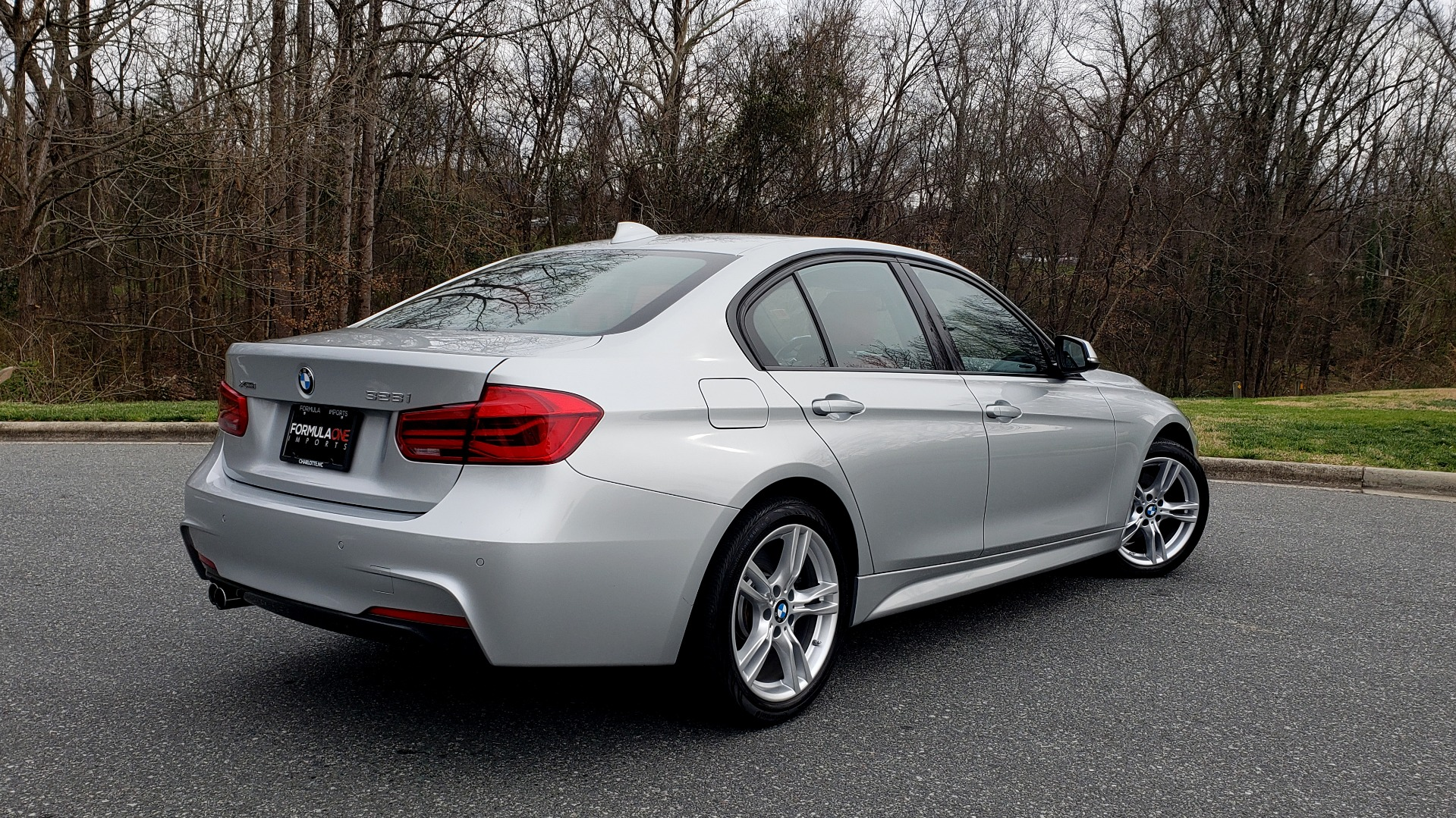Used 2016 BMW 3 SERIES 328I XDRIVE M-SPORT / PREMIUM / DRVR ASST / TECH / CLD WTHR for sale Sold at Formula Imports in Charlotte NC 28227 8
