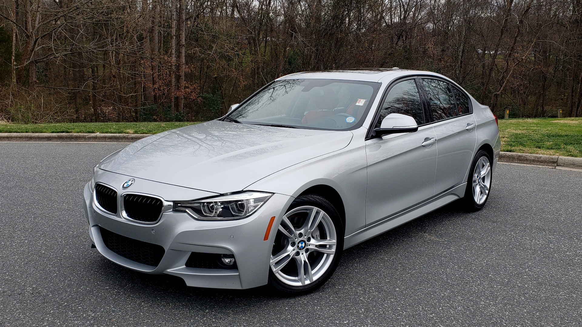Used 2016 BMW 3 SERIES 328I XDRIVE M-SPORT / PREMIUM / DRVR ASST / TECH / CLD WTHR for sale Sold at Formula Imports in Charlotte NC 28227 1