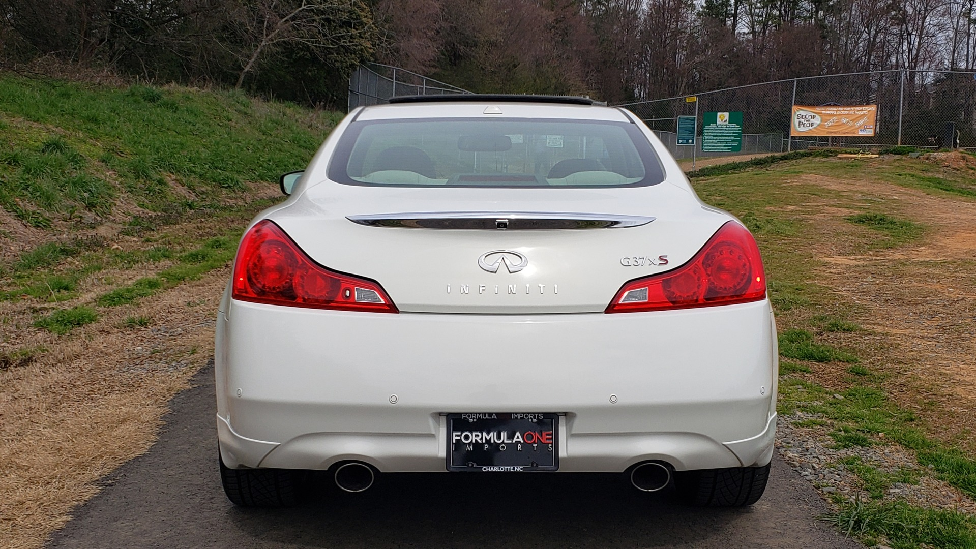Used 2012 Infiniti G37 Coupe X AWD PREMIUM SPORT PKG / NAV / SUNROOF / REARVIEW for sale Sold at Formula Imports in Charlotte NC 28227 26
