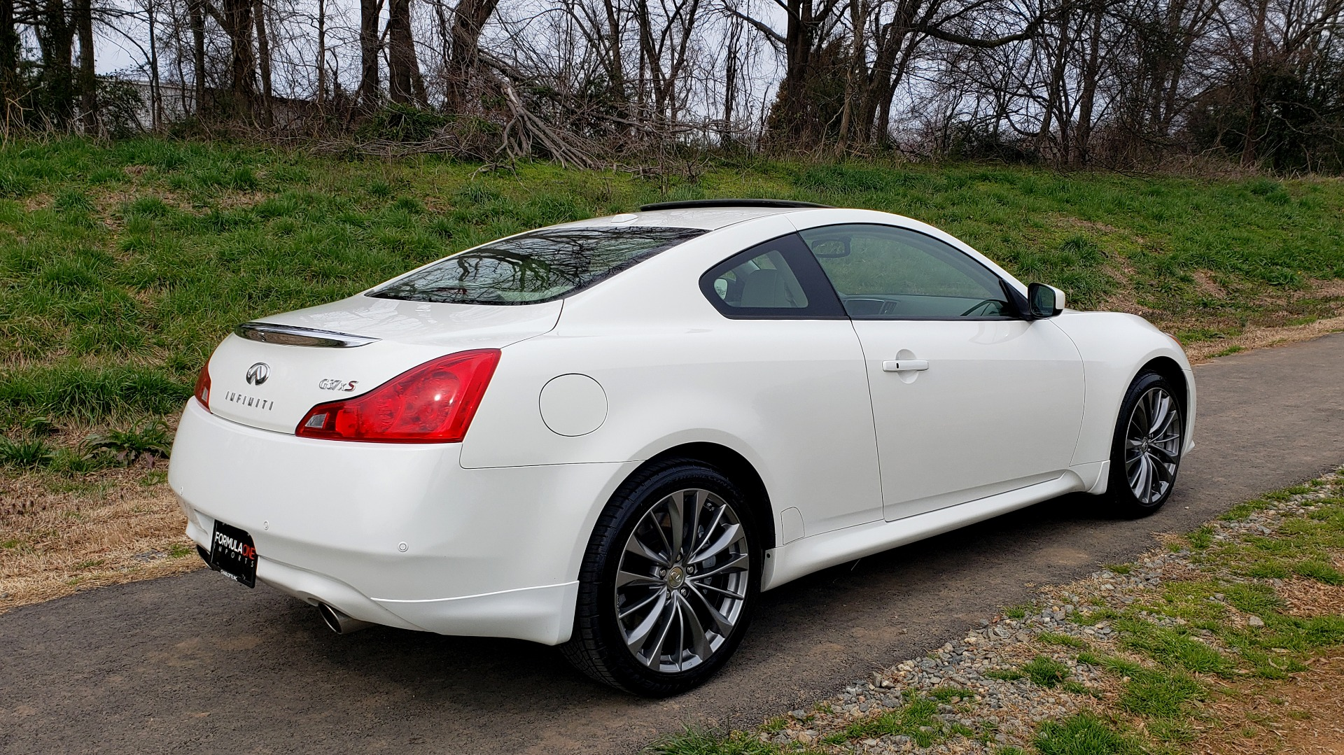 Used 2012 Infiniti G37 Coupe X AWD PREMIUM SPORT PKG / NAV / SUNROOF / REARVIEW for sale Sold at Formula Imports in Charlotte NC 28227 6