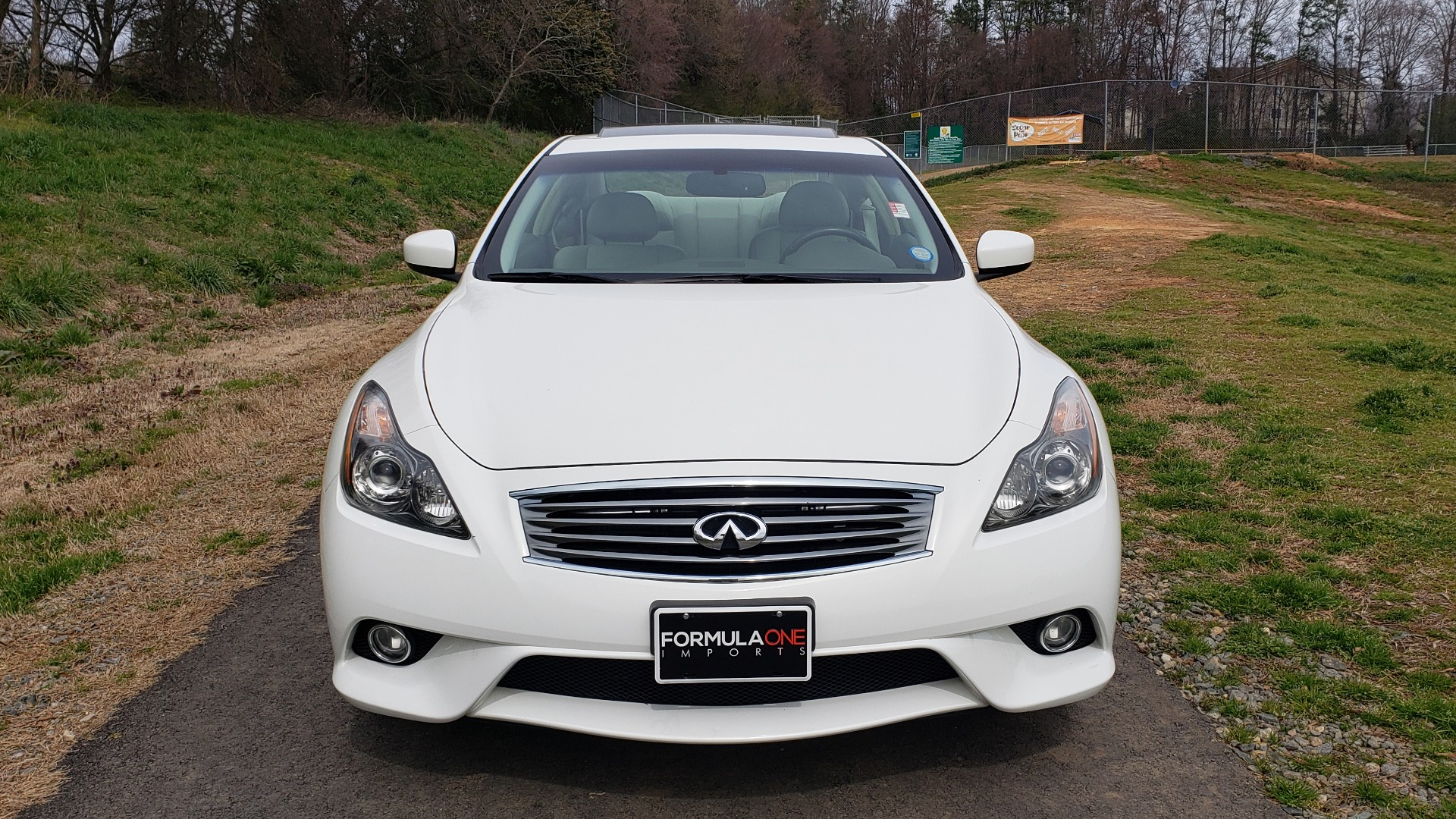 Used 2012 Infiniti G37 Coupe X AWD PREMIUM SPORT PKG / NAV / SUNROOF / REARVIEW for sale Sold at Formula Imports in Charlotte NC 28227 9