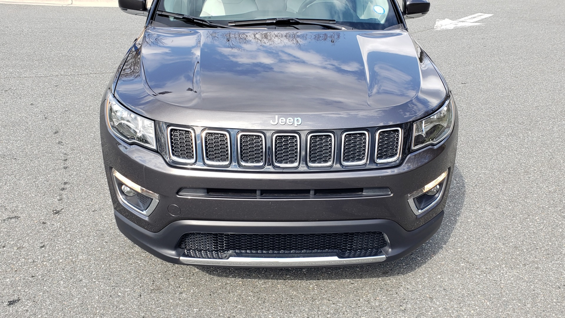 Used 2019 Jeep COMPASS LIMITED FWD / SUNROOF / BLIND SPOT / PARK SENSE for sale Sold at Formula Imports in Charlotte NC 28227 14