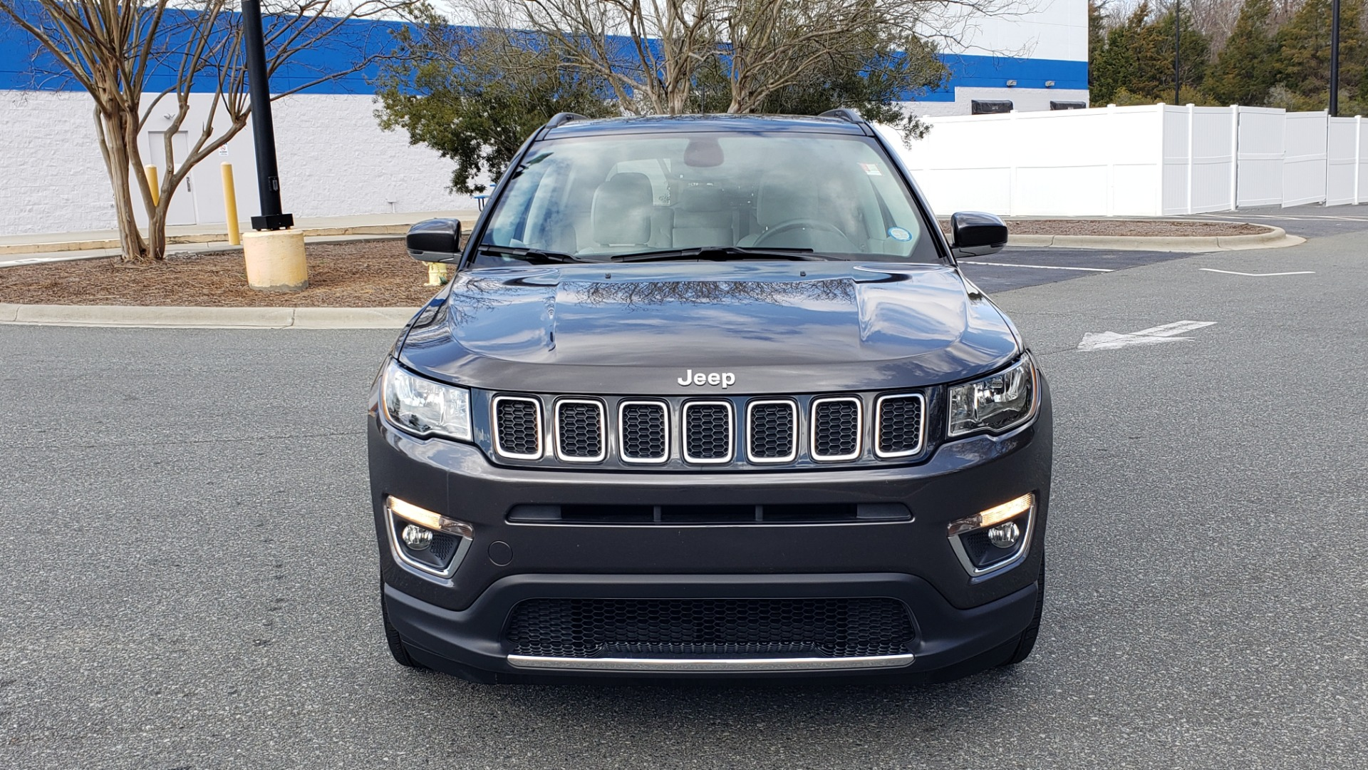 Used 2019 Jeep COMPASS LIMITED FWD / SUNROOF / BLIND SPOT / PARK SENSE for sale Sold at Formula Imports in Charlotte NC 28227 21