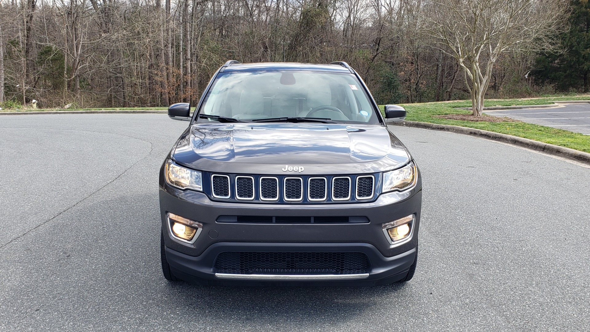 Used 2019 Jeep COMPASS LIMITED FWD / SUNROOF / BLIND SPOT / PARK SENSE for sale Sold at Formula Imports in Charlotte NC 28227 28
