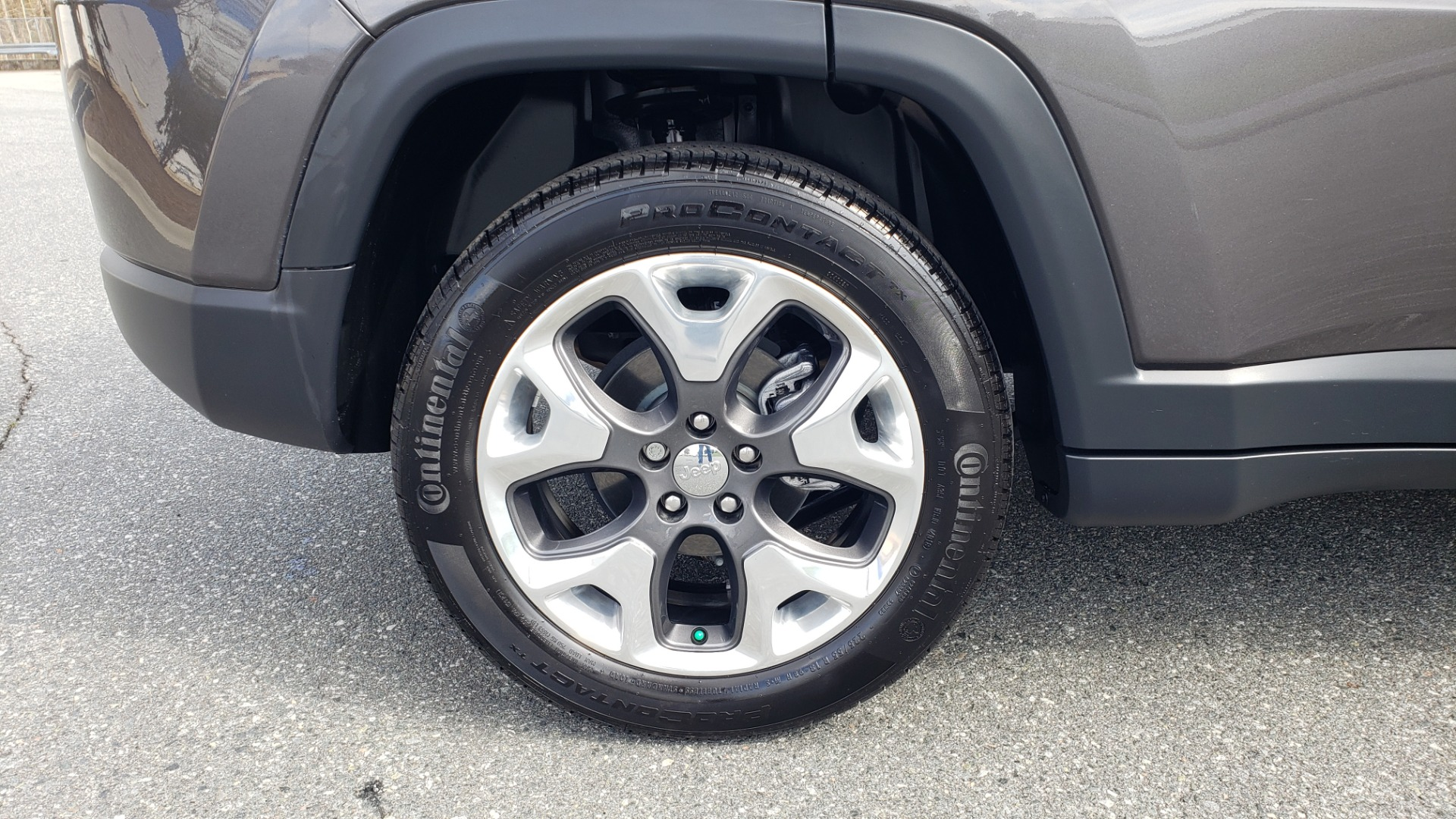 Used 2019 Jeep COMPASS LIMITED FWD / SUNROOF / BLIND SPOT / PARK SENSE for sale Sold at Formula Imports in Charlotte NC 28227 83