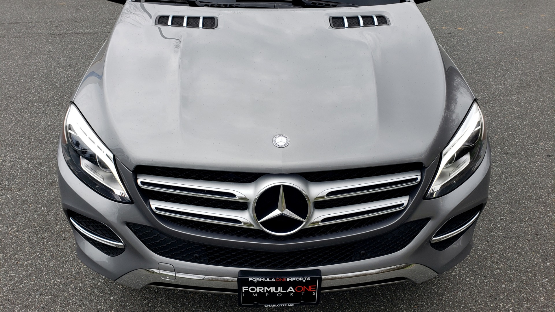 Used 2016 Mercedes-Benz GLE 350 4MATIC / PREMIUM / LIGHTING / NAV / SUNROOF / HTD STS / REAR for sale Sold at Formula Imports in Charlotte NC 28227 15