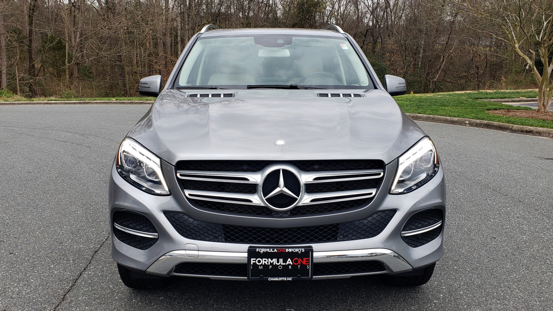 Used 2016 Mercedes-Benz GLE 350 4MATIC / PREMIUM / LIGHTING / NAV / SUNROOF / HTD STS / REAR for sale Sold at Formula Imports in Charlotte NC 28227 23