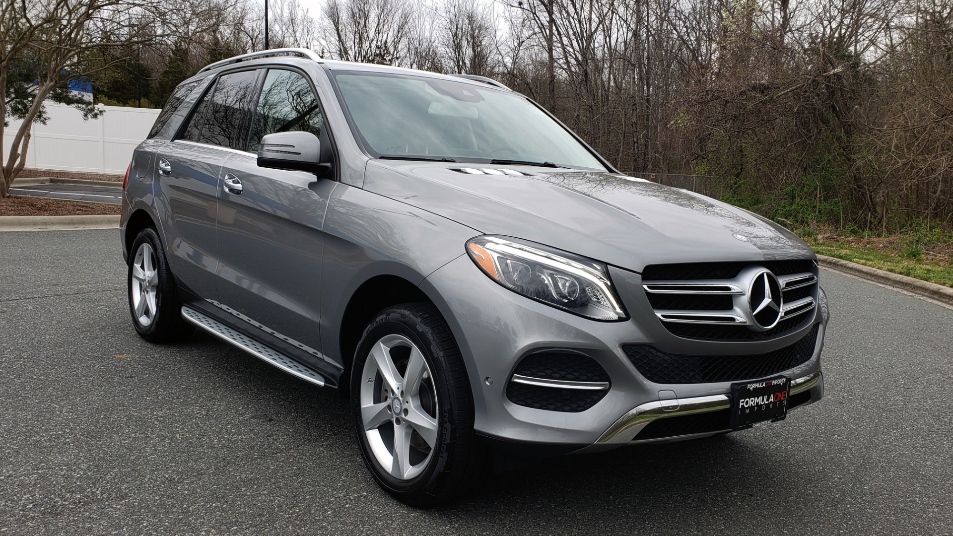 Used 2016 Mercedes-Benz GLE 350 4MATIC / PREMIUM / LIGHTING / NAV / SUNROOF / HTD STS / REAR for sale Sold at Formula Imports in Charlotte NC 28227 4