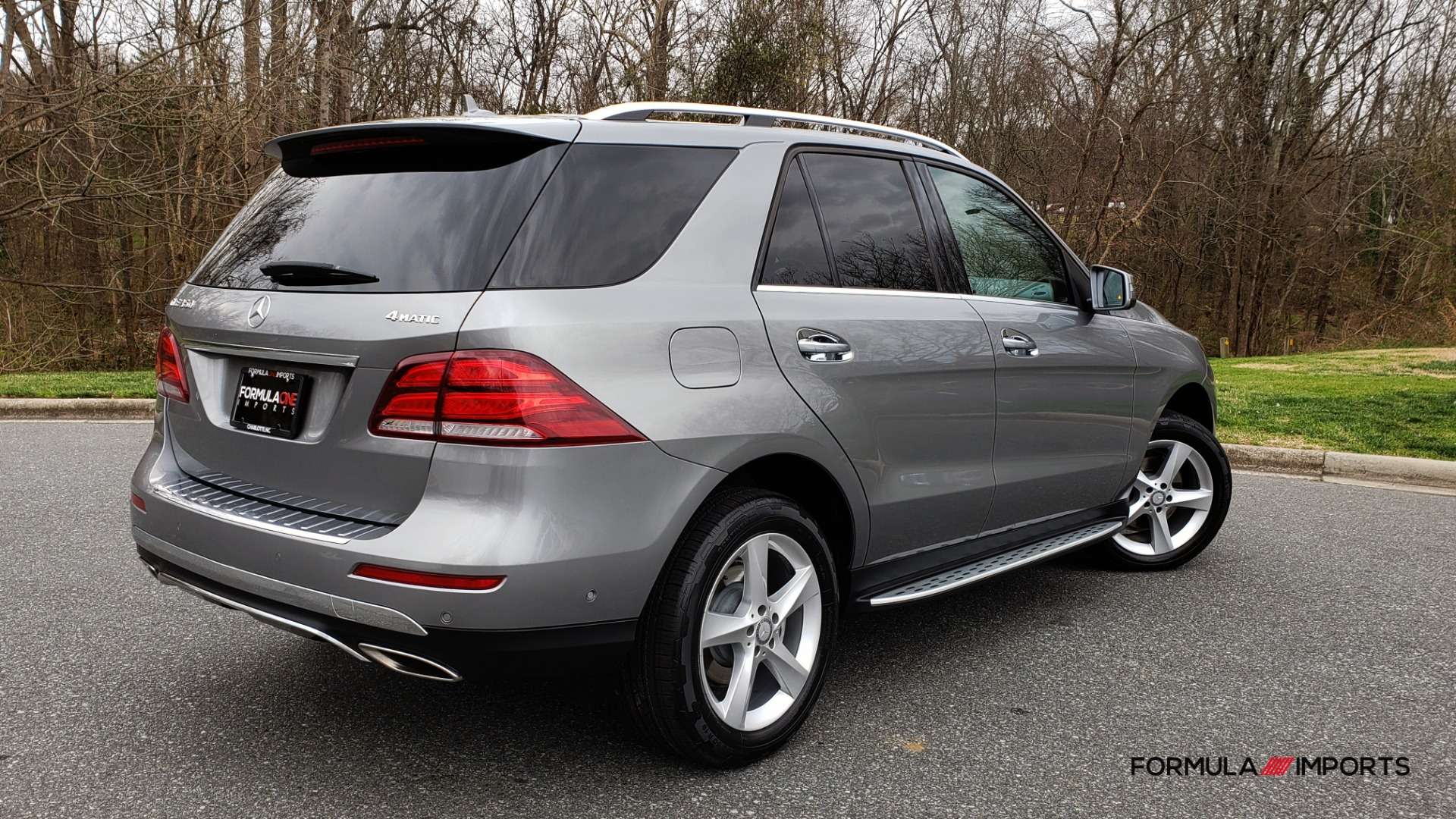 Used 2016 Mercedes-Benz GLE 350 4MATIC / PREMIUM / LIGHTING / NAV / SUNROOF / HTD STS / REAR for sale Sold at Formula Imports in Charlotte NC 28227 6