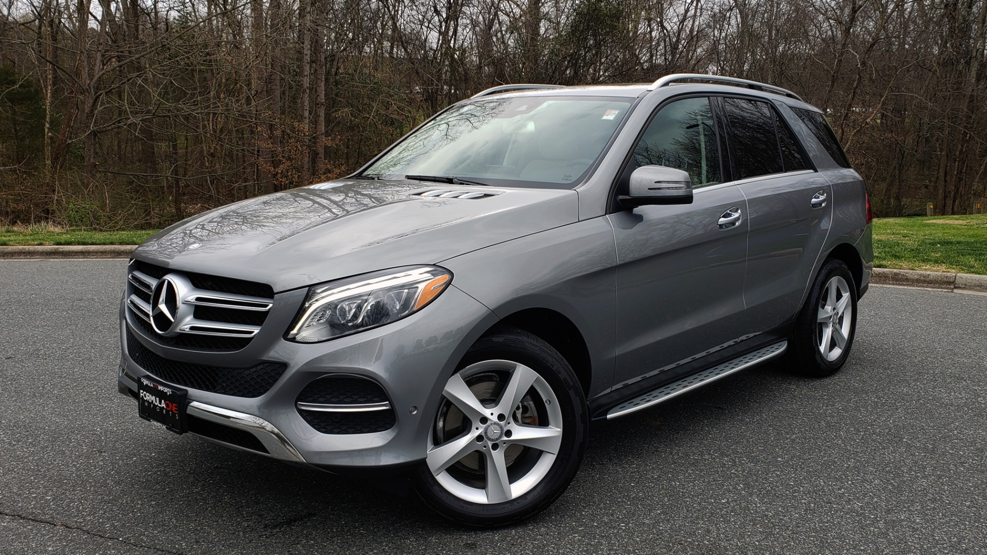 Used 2016 Mercedes-Benz GLE 350 4MATIC / PREMIUM / LIGHTING / NAV / SUNROOF / HTD STS / REAR for sale Sold at Formula Imports in Charlotte NC 28227 1