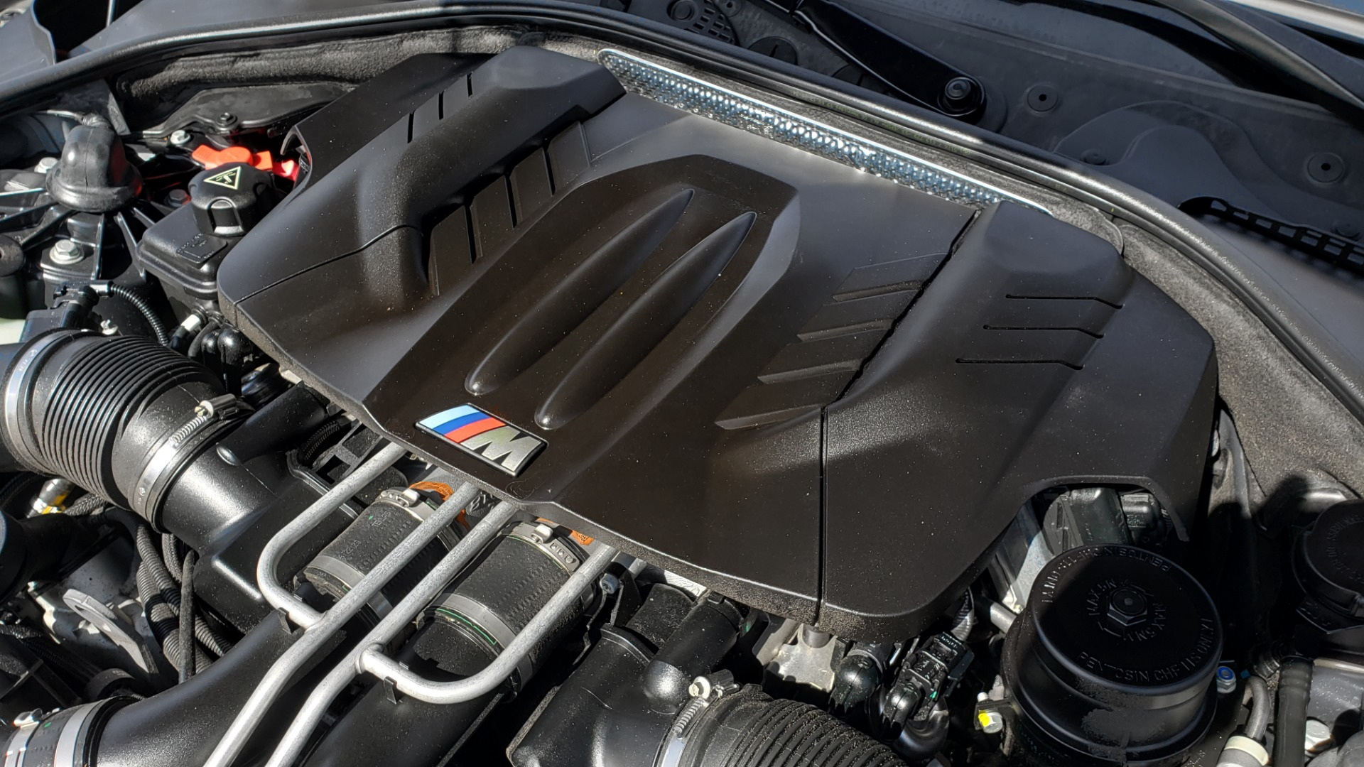Used 2013 BMW M5 EXECUTIVE PKG / DRVR ASST / NAV / SUNROOF / REARVIEW for sale Sold at Formula Imports in Charlotte NC 28227 13