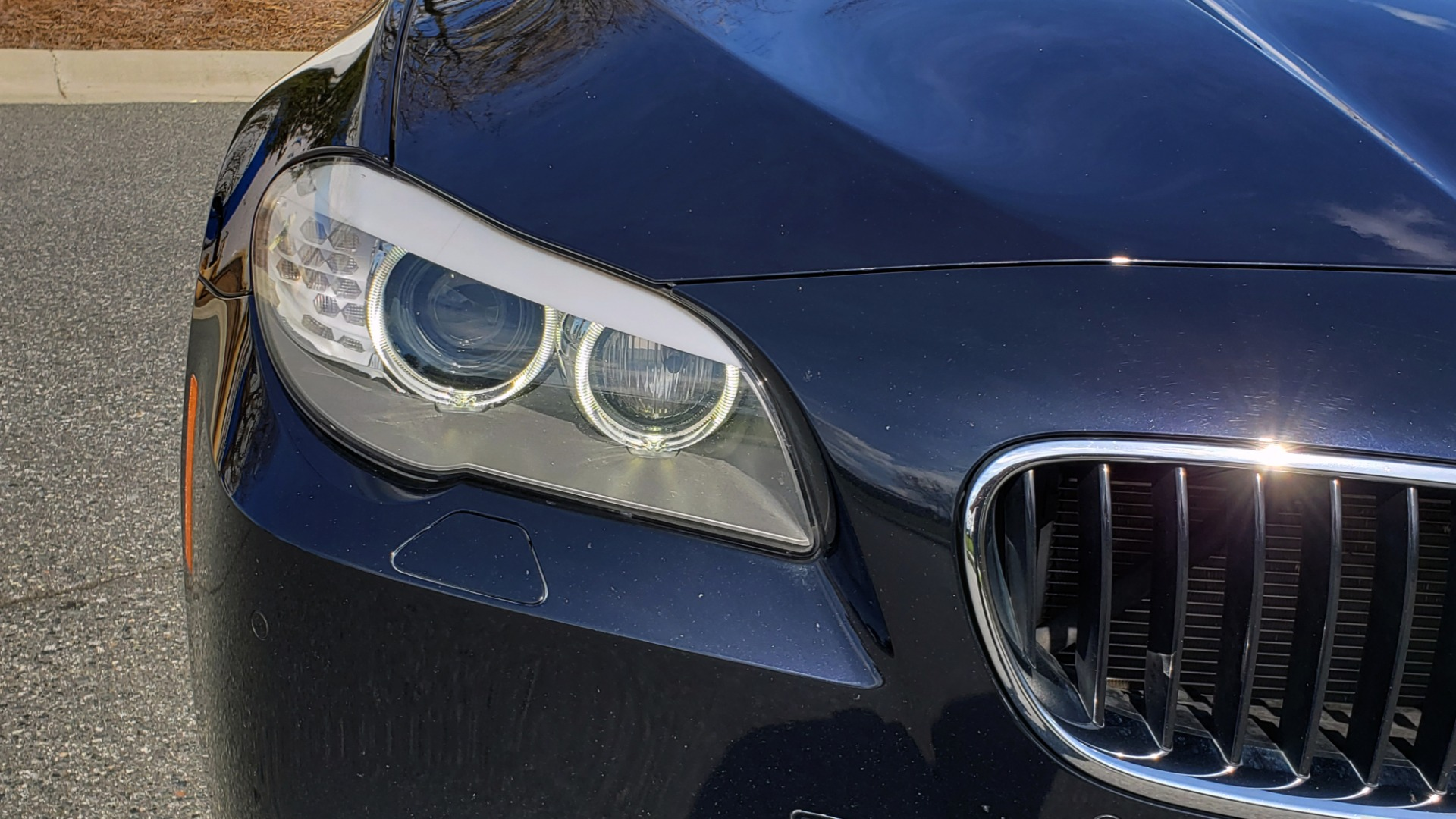 Used 2013 BMW M5 EXECUTIVE PKG / DRVR ASST / NAV / SUNROOF / REARVIEW for sale Sold at Formula Imports in Charlotte NC 28227 20