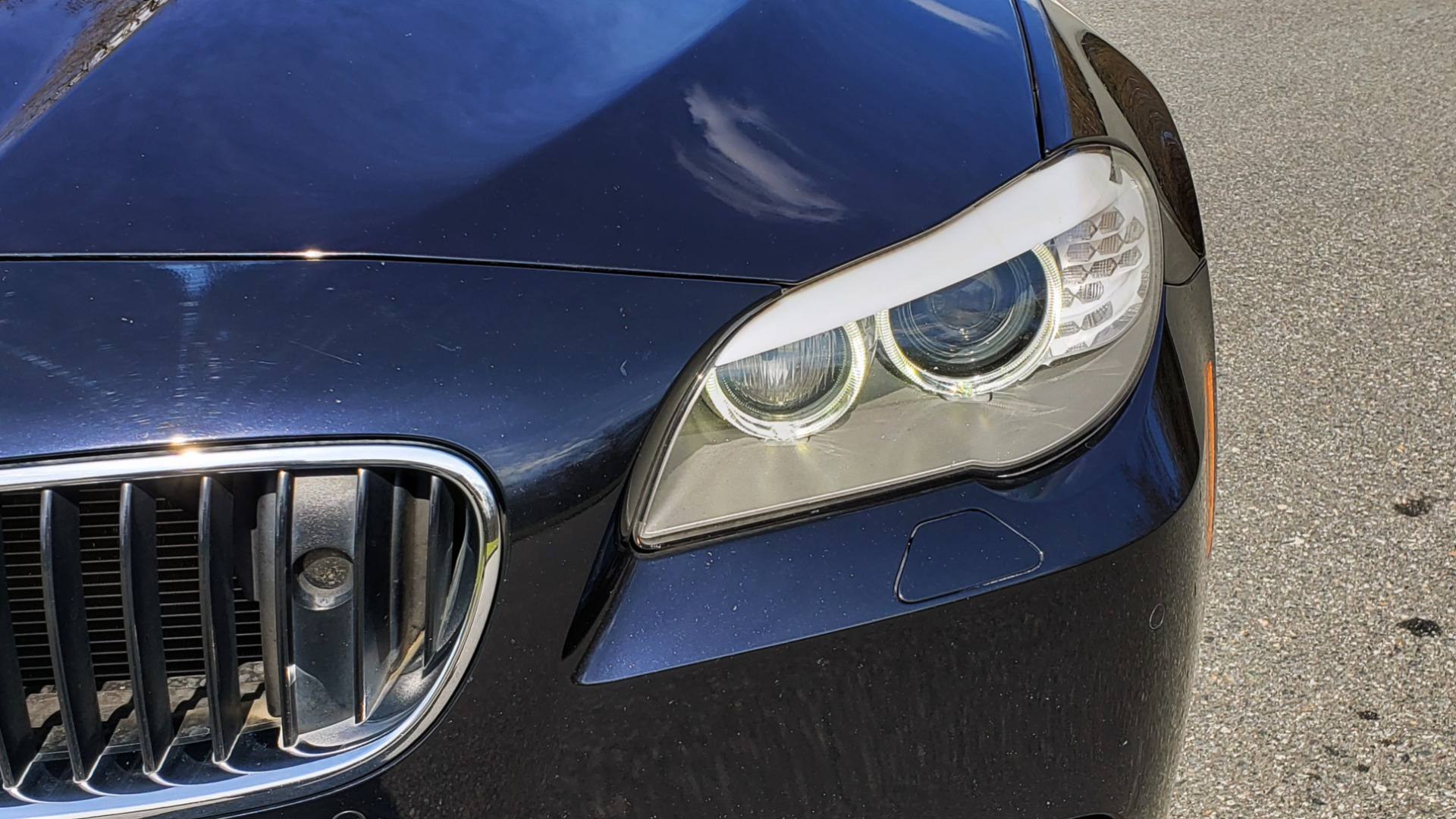 Used 2013 BMW M5 EXECUTIVE PKG / DRVR ASST / NAV / SUNROOF / REARVIEW for sale Sold at Formula Imports in Charlotte NC 28227 21