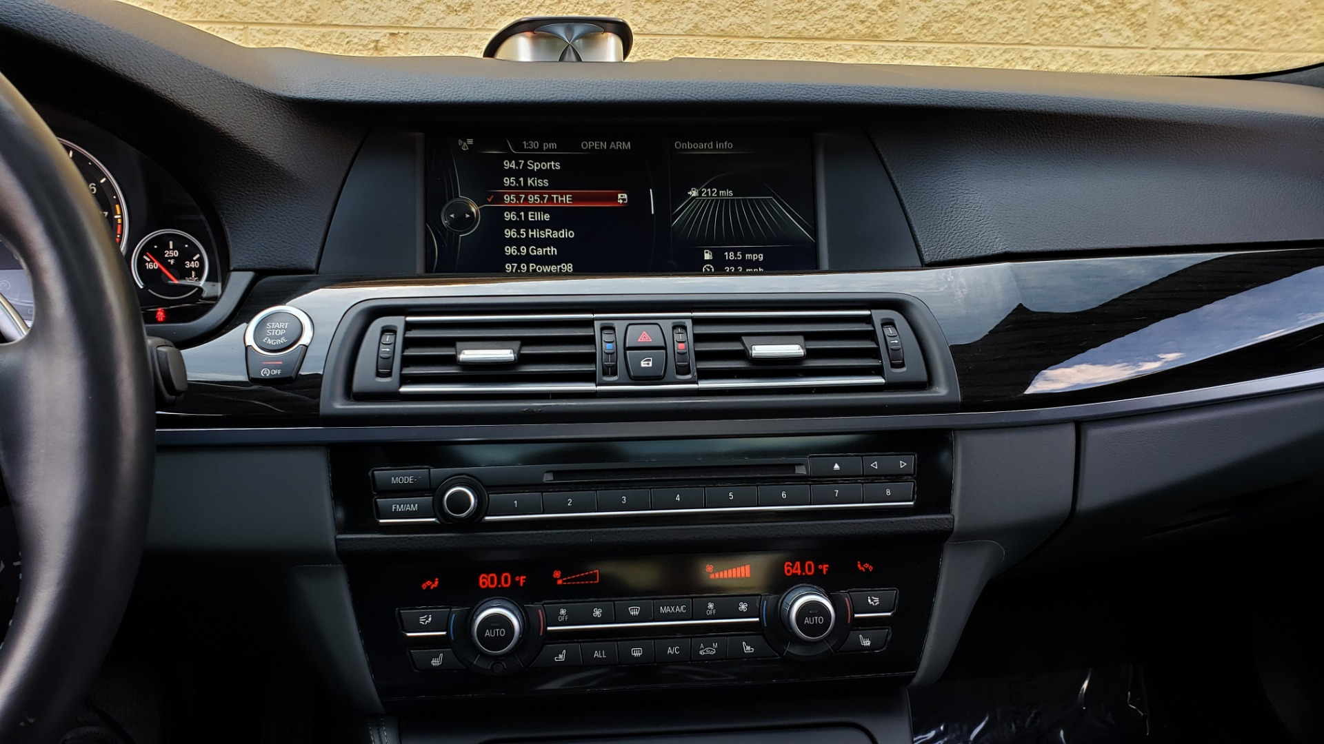 Used 2013 BMW M5 EXECUTIVE PKG / DRVR ASST / NAV / SUNROOF / REARVIEW for sale Sold at Formula Imports in Charlotte NC 28227 45