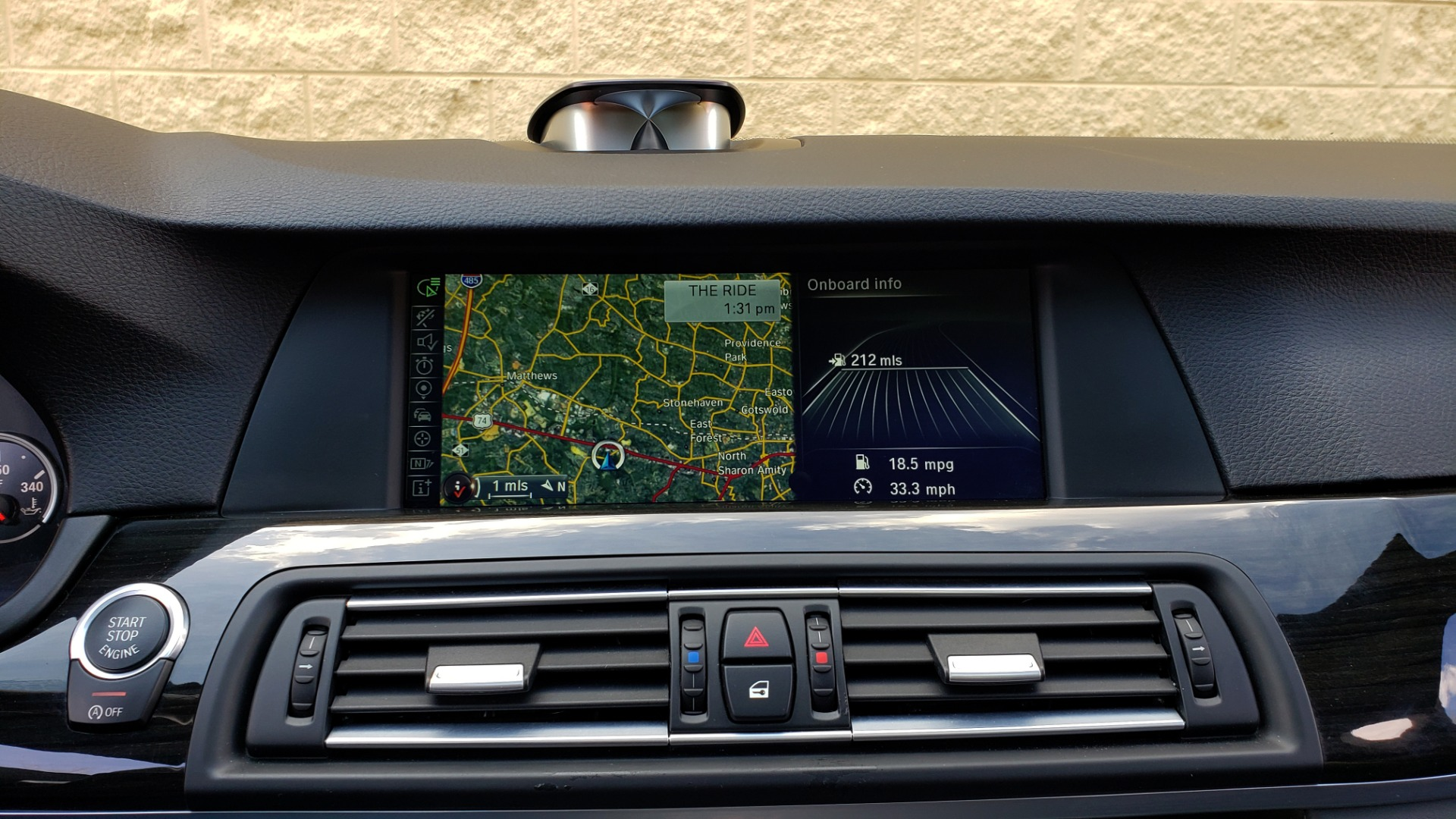 Used 2013 BMW M5 EXECUTIVE PKG / DRVR ASST / NAV / SUNROOF / REARVIEW for sale Sold at Formula Imports in Charlotte NC 28227 49