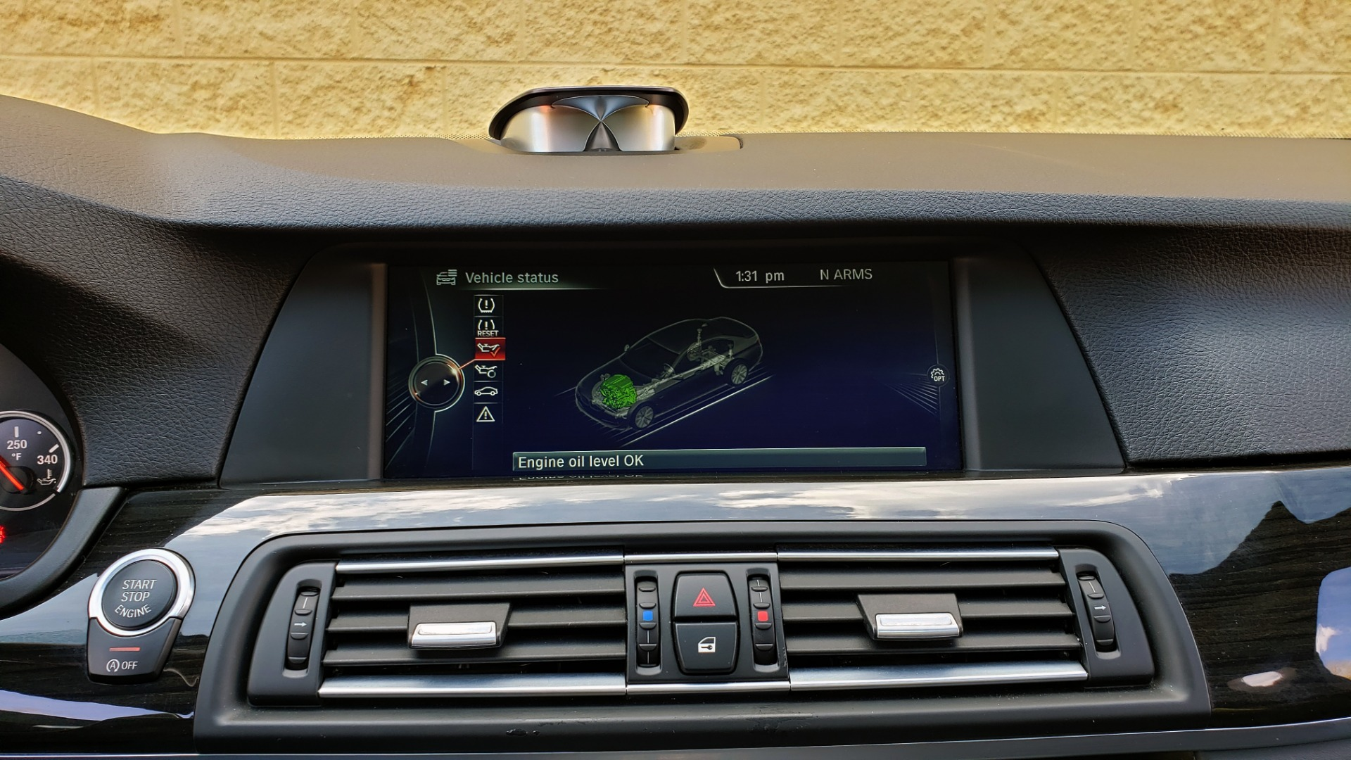 Used 2013 BMW M5 EXECUTIVE PKG / DRVR ASST / NAV / SUNROOF / REARVIEW for sale Sold at Formula Imports in Charlotte NC 28227 50